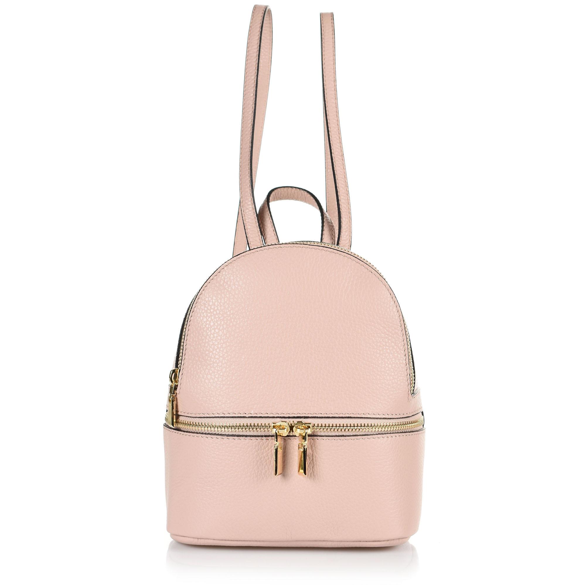 Δερμάτινο Σακίδιο Πλάτης Brandbags Collection 112150