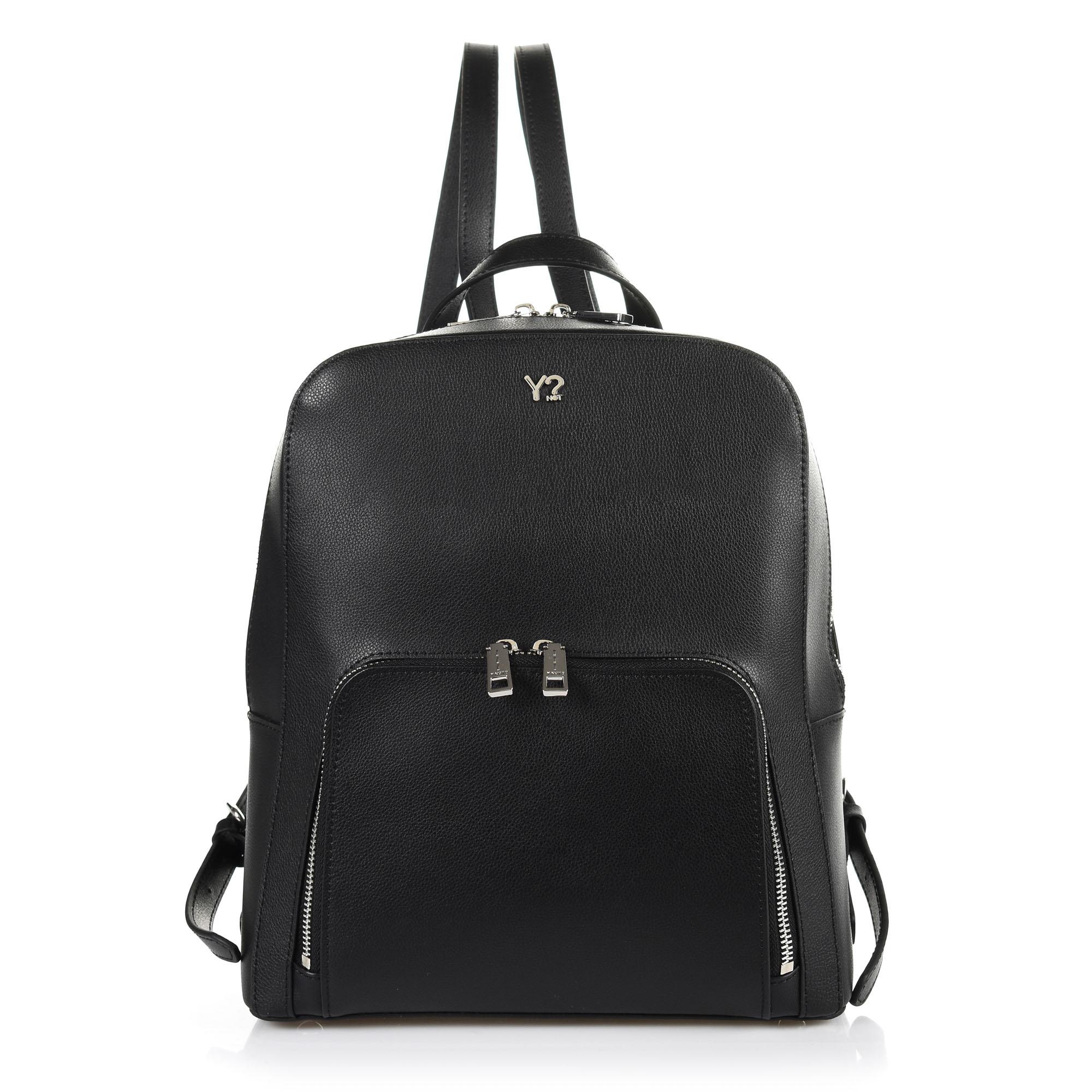 Δερμάτινο Σακίδιο Πλάτης Y Not? ART.CAR12 γυναικα   γυναικεία τσάντα