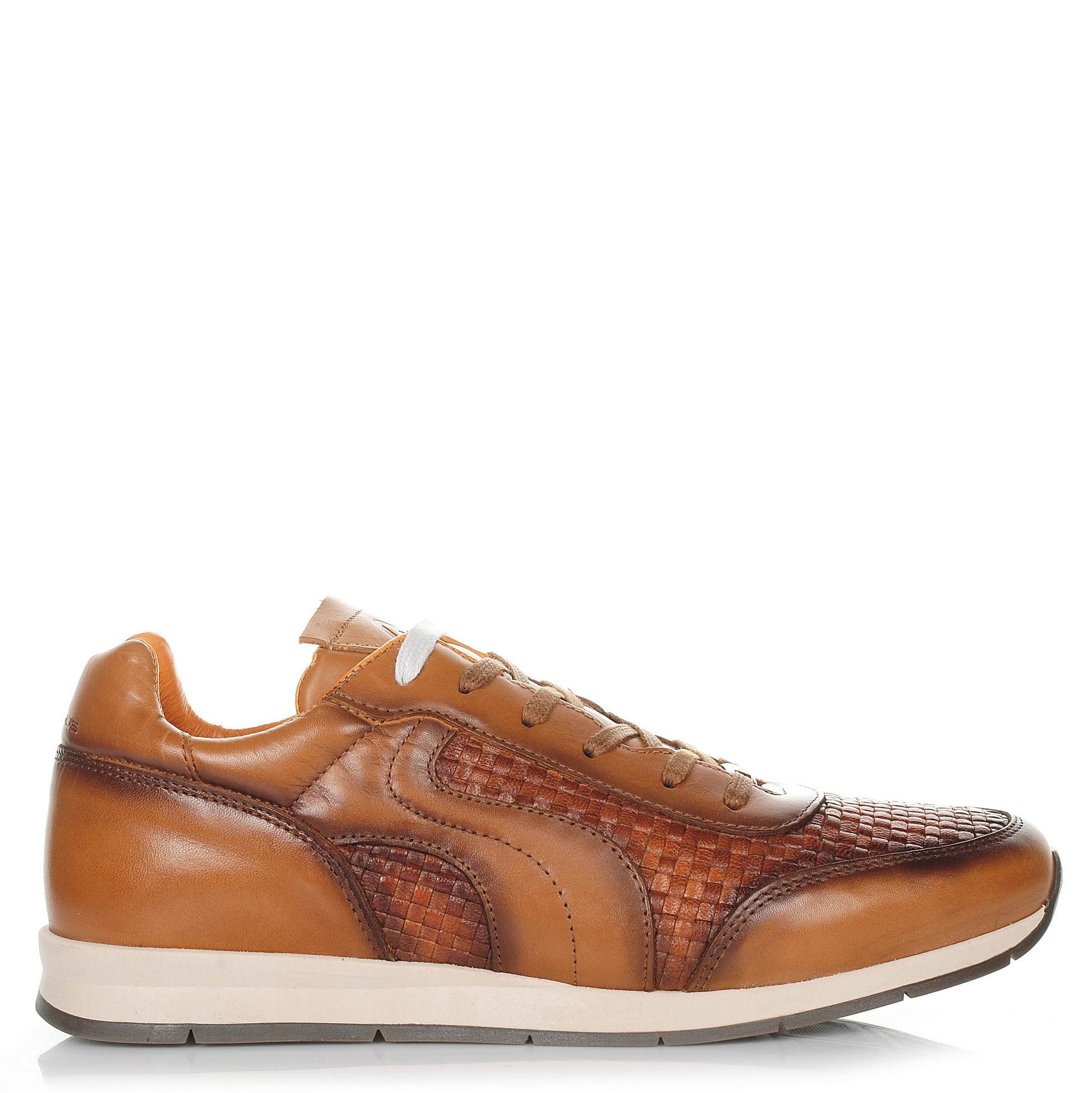 Δερμάτινο Sneaker Ambitious 106904 ανδρας   ανδρικό παπούτσι