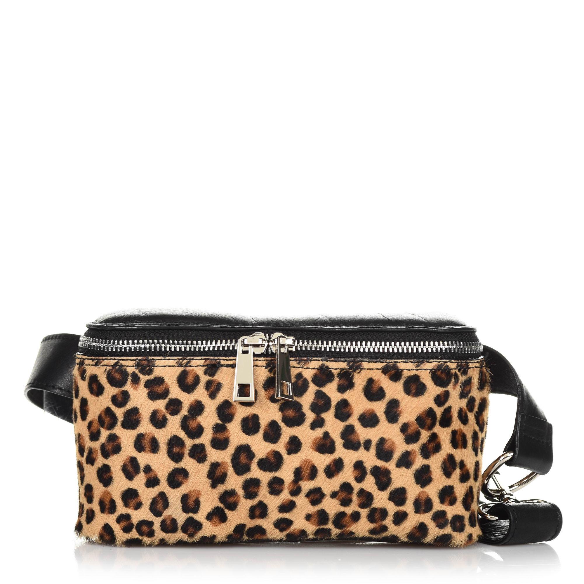 Δερμάτινο Τσαντάκι Μέσης Brandbags Collection 005222 γυναικα   γυναικεία τσάντα