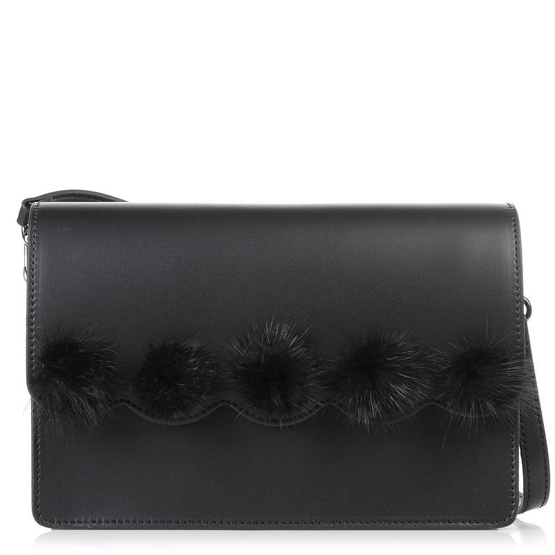 Δερμάτινο Τσαντάκι Ώμου – Χιαστί Brandbags Collection 101421