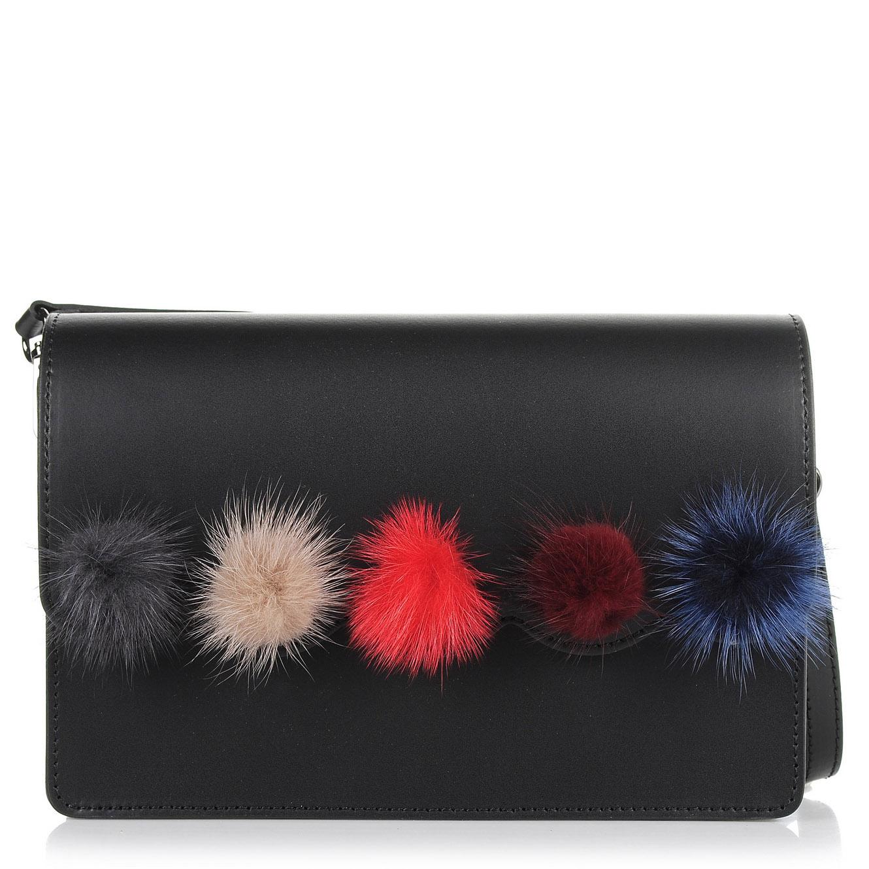 Δερμάτινο Τσαντάκι Ώμου - Χιαστί Brandbags Collection 101421 γυναικα   γυναικεία τσάντα