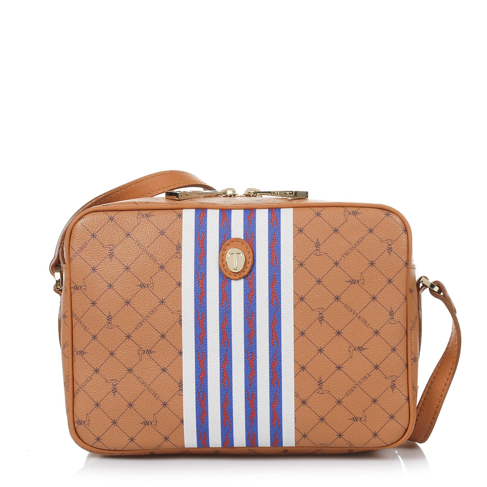 Δερμάτινο Τσαντάκι Ώμου-Χιαστί Mini Shoulder Monogram 76B000562Y000110 γυναικα   γυναικεία τσάντα