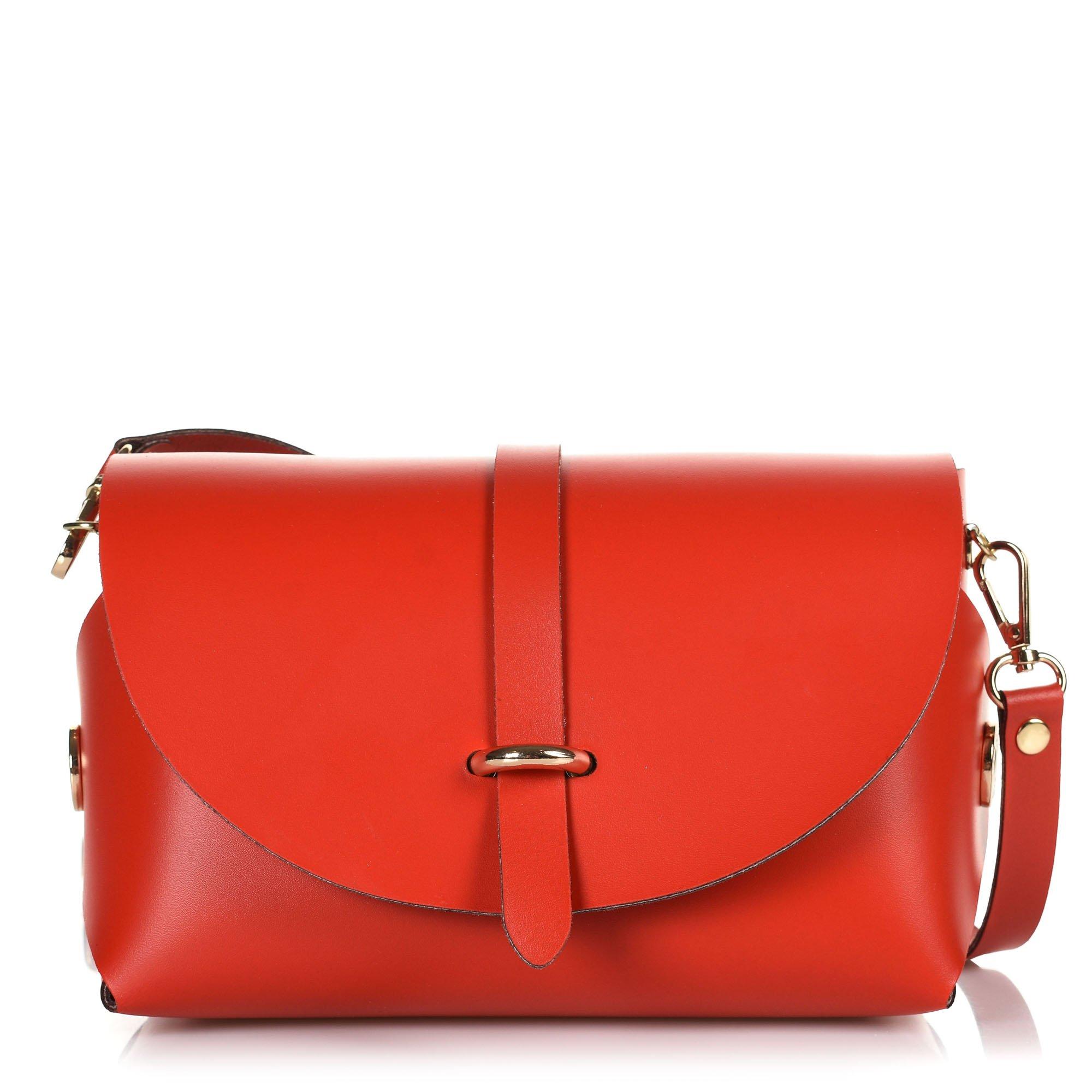 ac4626e2ec Brand Bags Δερμάτινο Τσαντάκι Ώμου-Χιαστί Vice Versa 099130