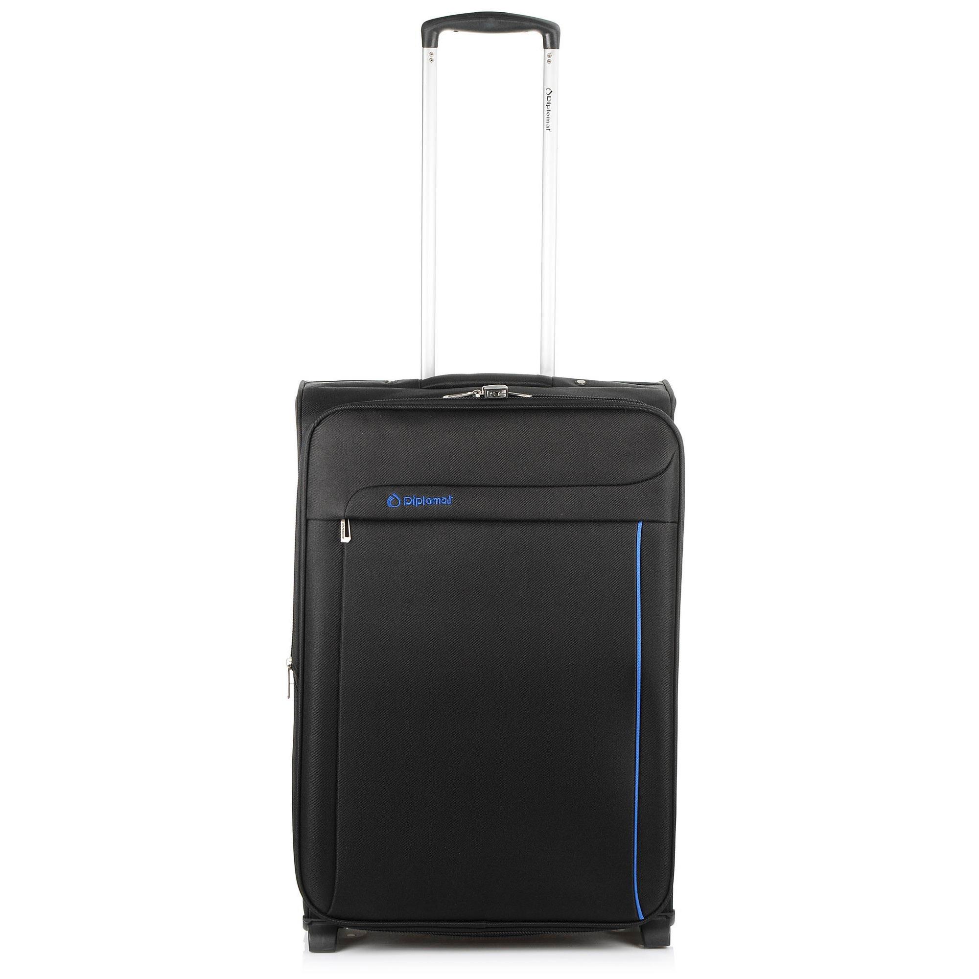 Βαλίτσα Μαλακή Diplomat ZC6200-61 Medium ειδη ταξιδιου   βαλίτσα soft