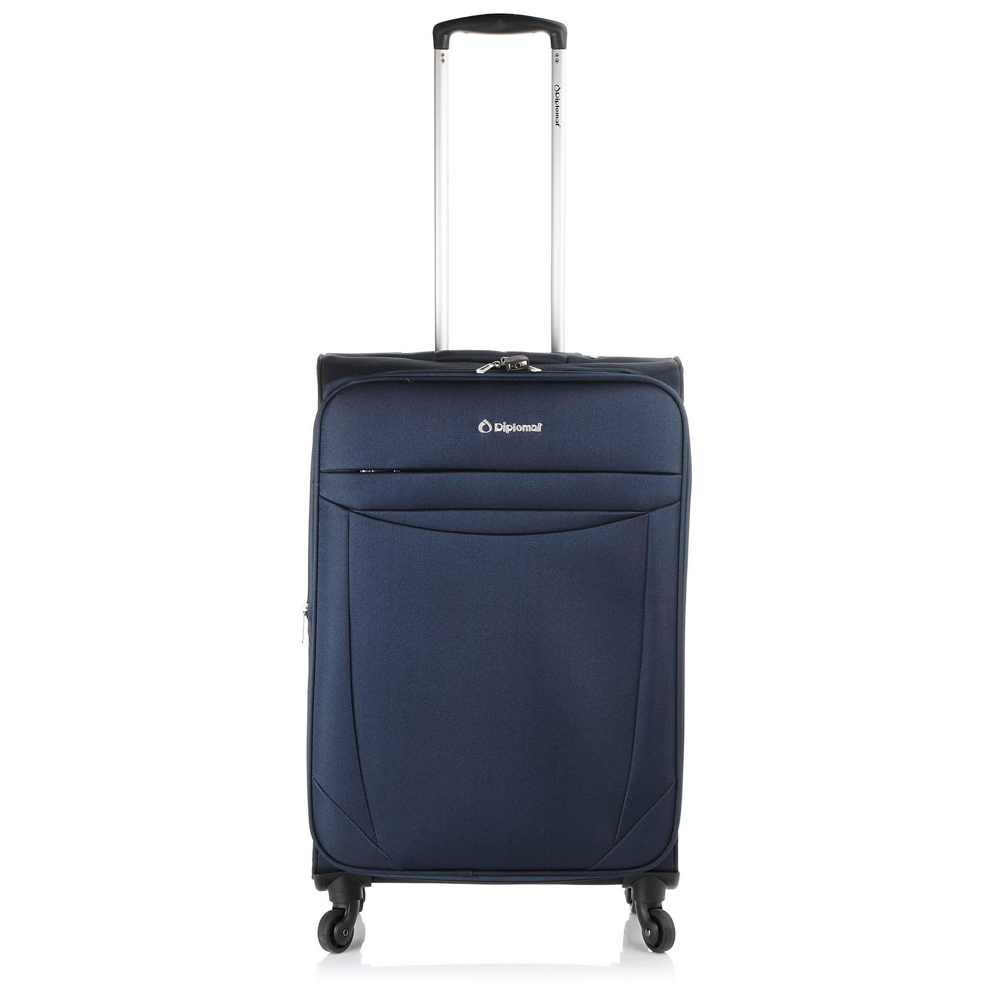 Βαλίτσα Μαλακή Diplomat ZC6300-61 Medium ειδη ταξιδιου   βαλίτσα soft