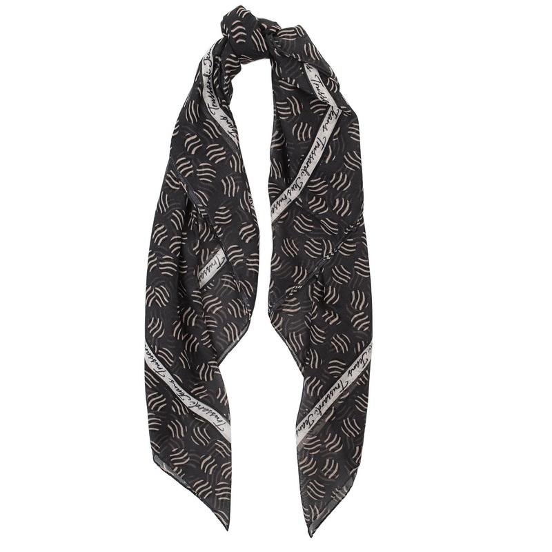 Φουλάρι Trussardi Jeans Scarf Knitted Textile 59Z145 γυναικα   φουλάρι