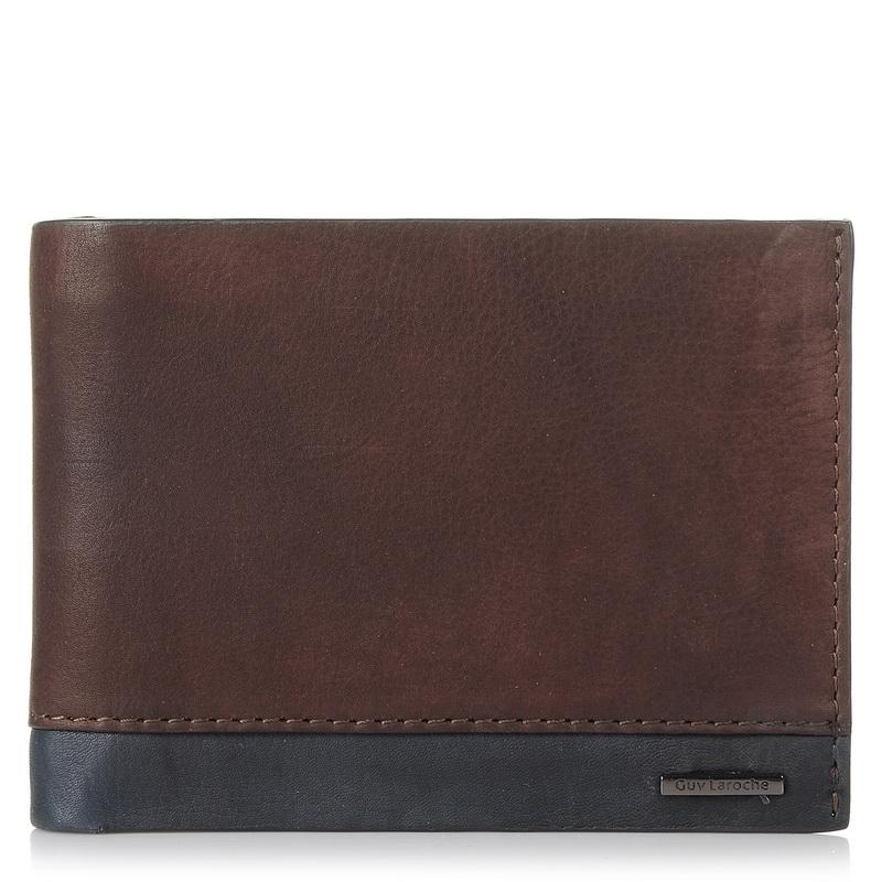 Δερμάτινο Πορτοφόλι Guy Laroche 61501 ανδρας   ανδρικό πορτοφόλι
