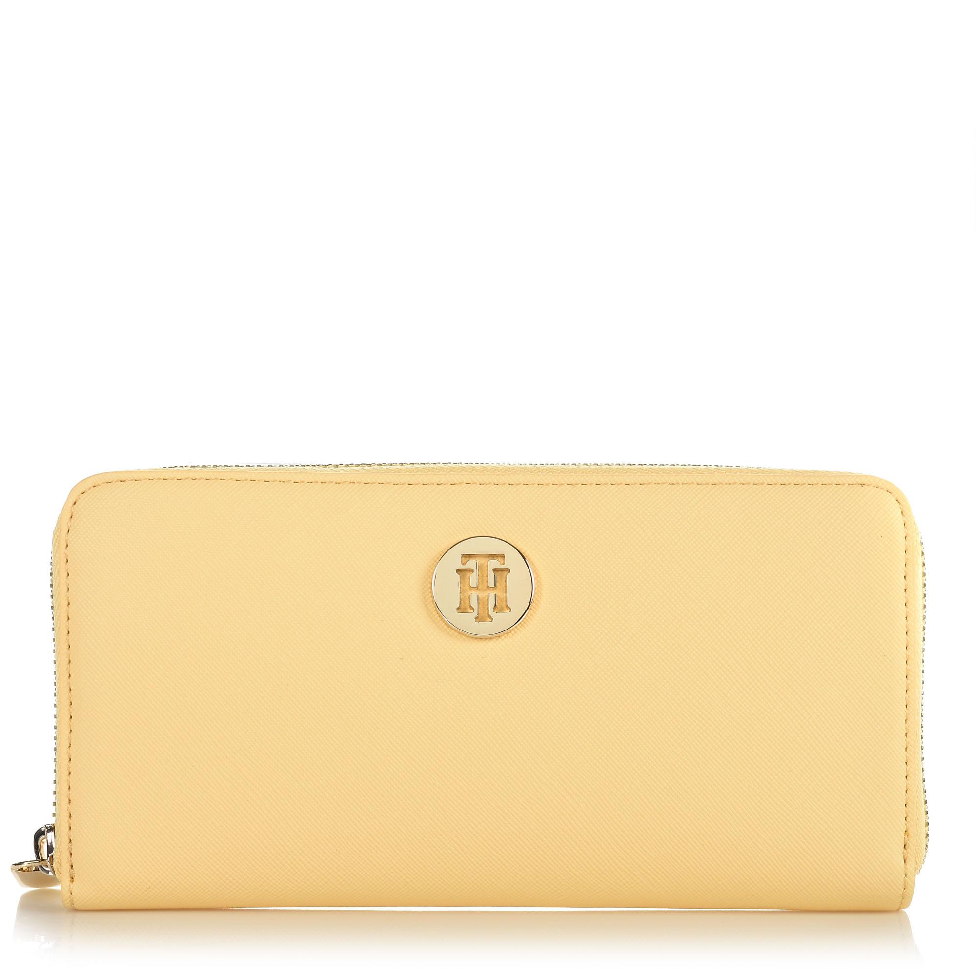 Γυναικείο πορτοφόλι Tommy Hilfiger Honey LRG ZA AW0AW06491