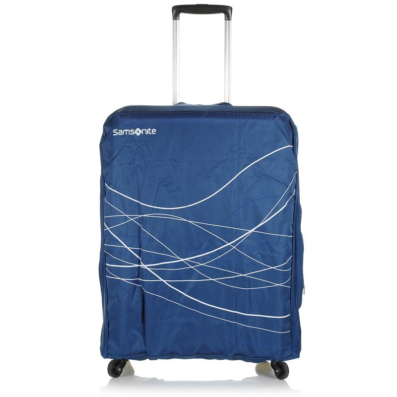 Κάλυμμα Βαλίτσας Samsonite Travel Acc. 5 Fordable Luggage Cover L 63222 ειδη ταξιδιου   κάλυμμα βαλίτσας
