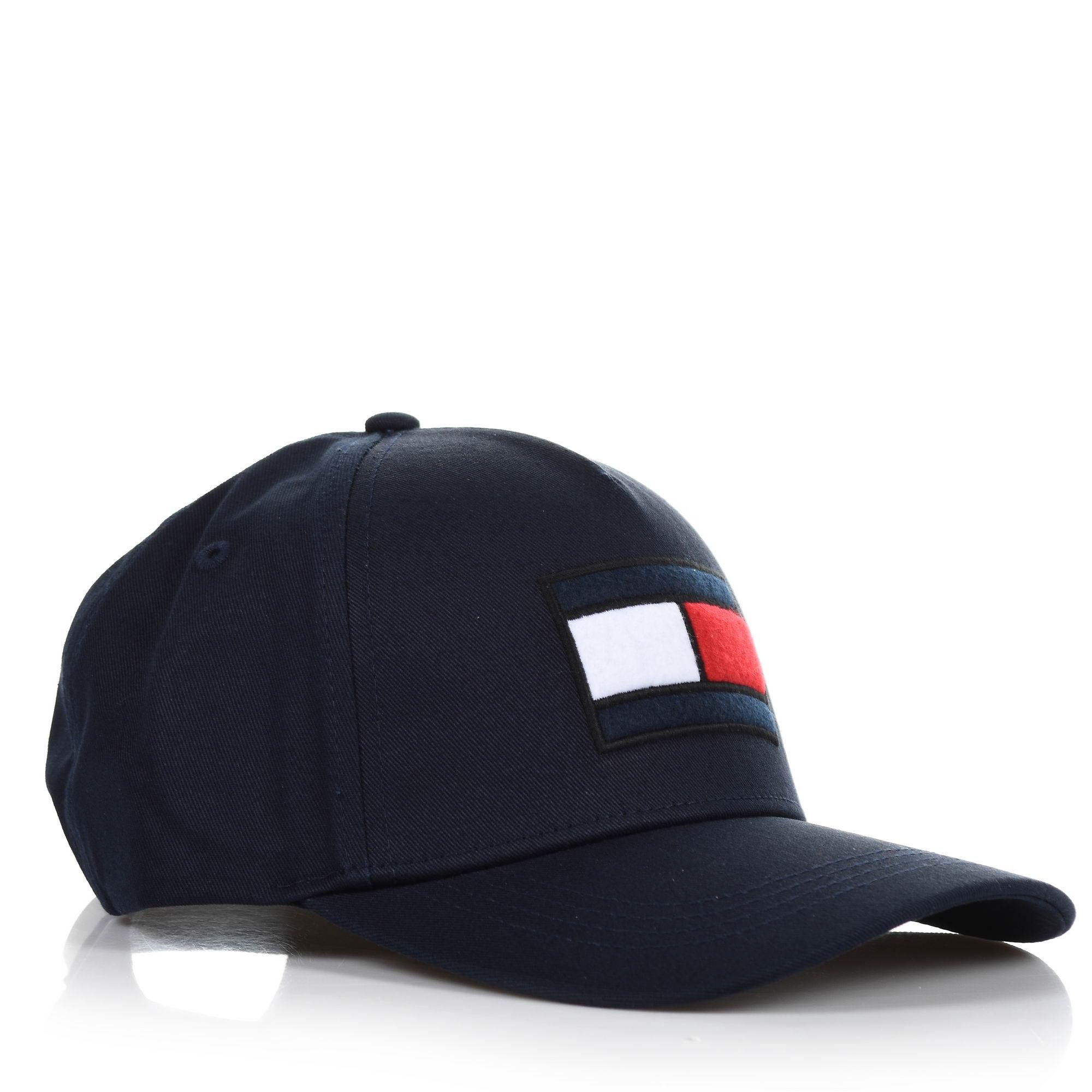 Καπέλο Tommy Hilfiger SPW Flag Cap AM0AM03995 ανδρας   καπέλο