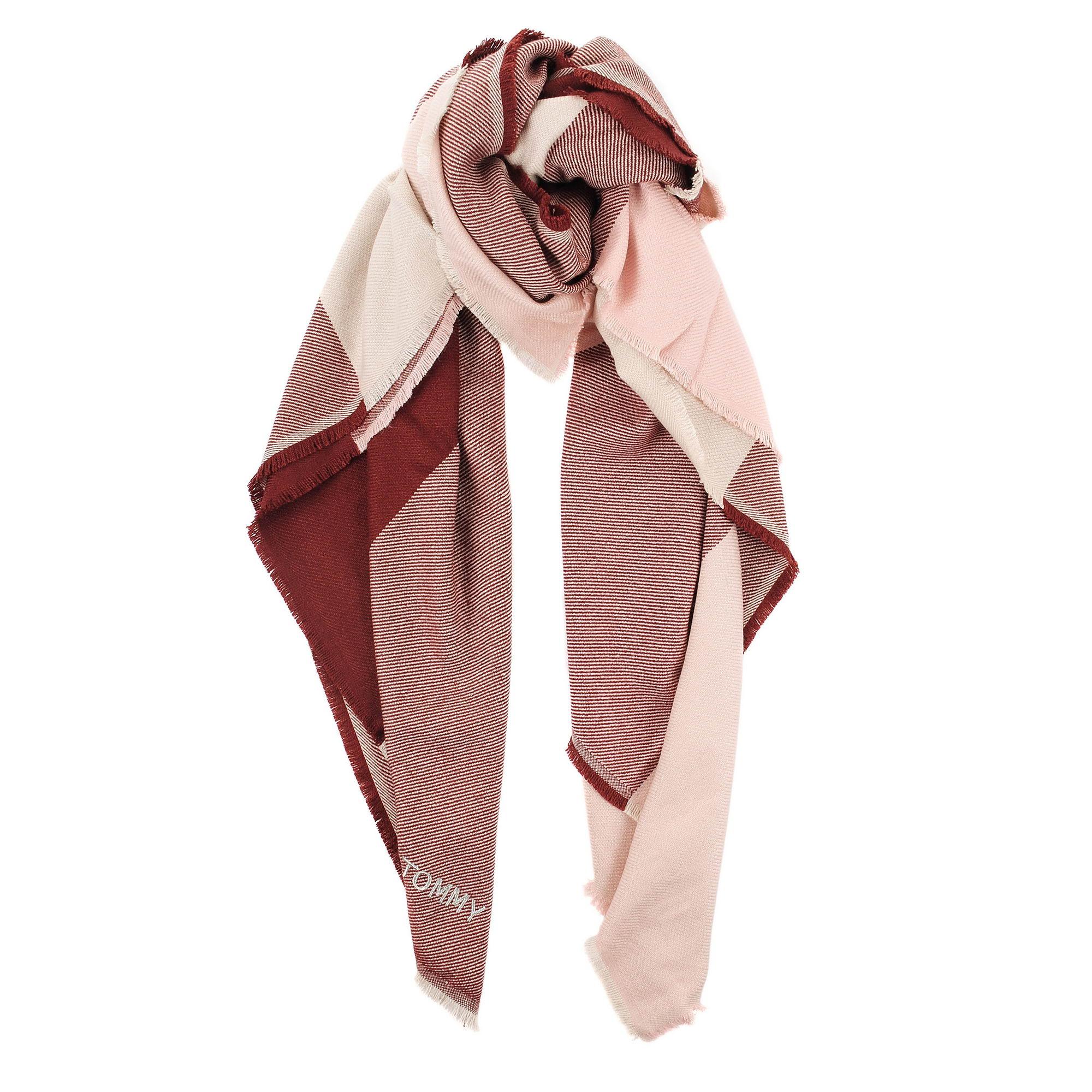 Κασκόλ Tommy Hilfiger Th Blanket AW0AW006006 γυναικα   κασκόλ