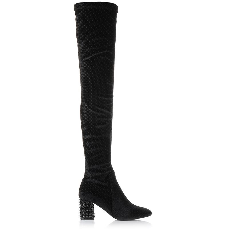 Μπότες Jeffrey Campbell Cienega Rombus MH Boots