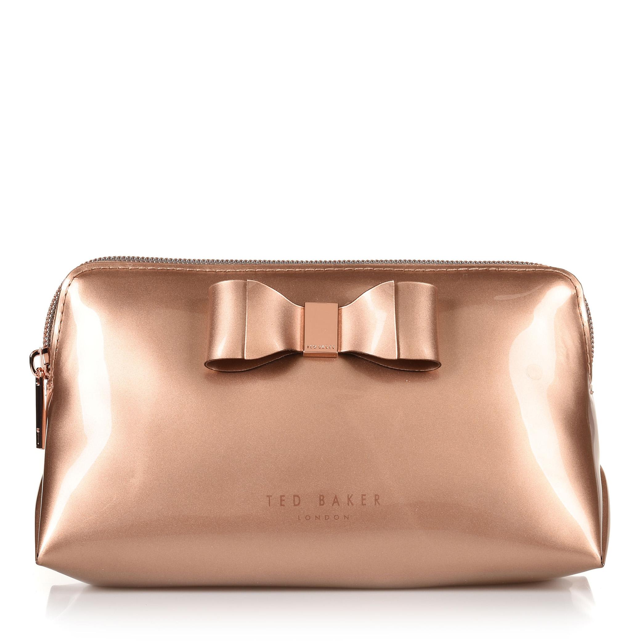 Νεσεσέρ Ted Baker Bow Detail Makeup Bag DC9W 155982