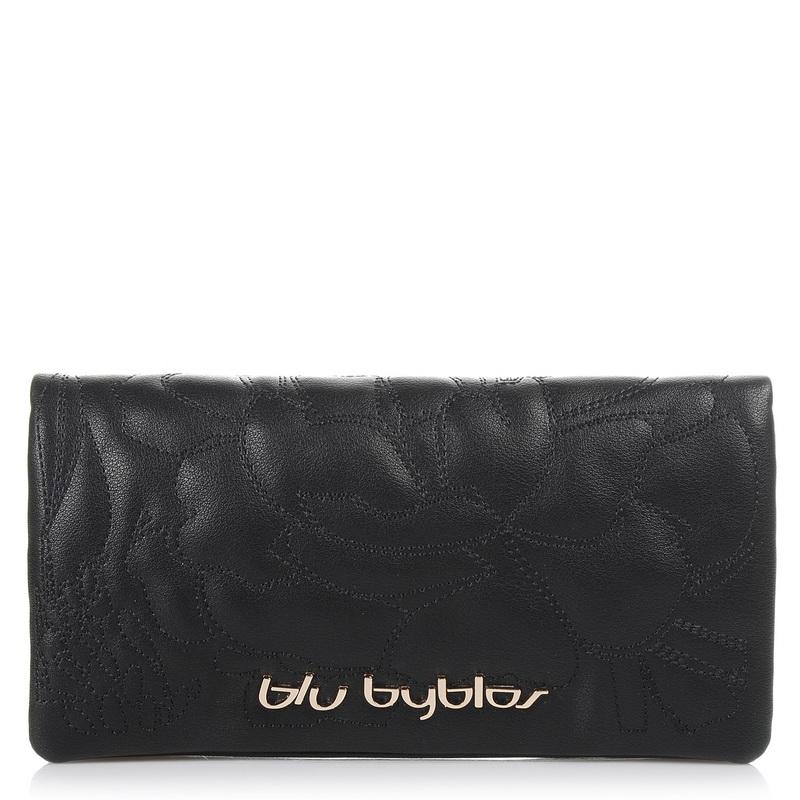 Πορτοφόλι Blu Byblos P. Foglio Adele 670007 γυναικα   γυναικείο πορτοφόλι