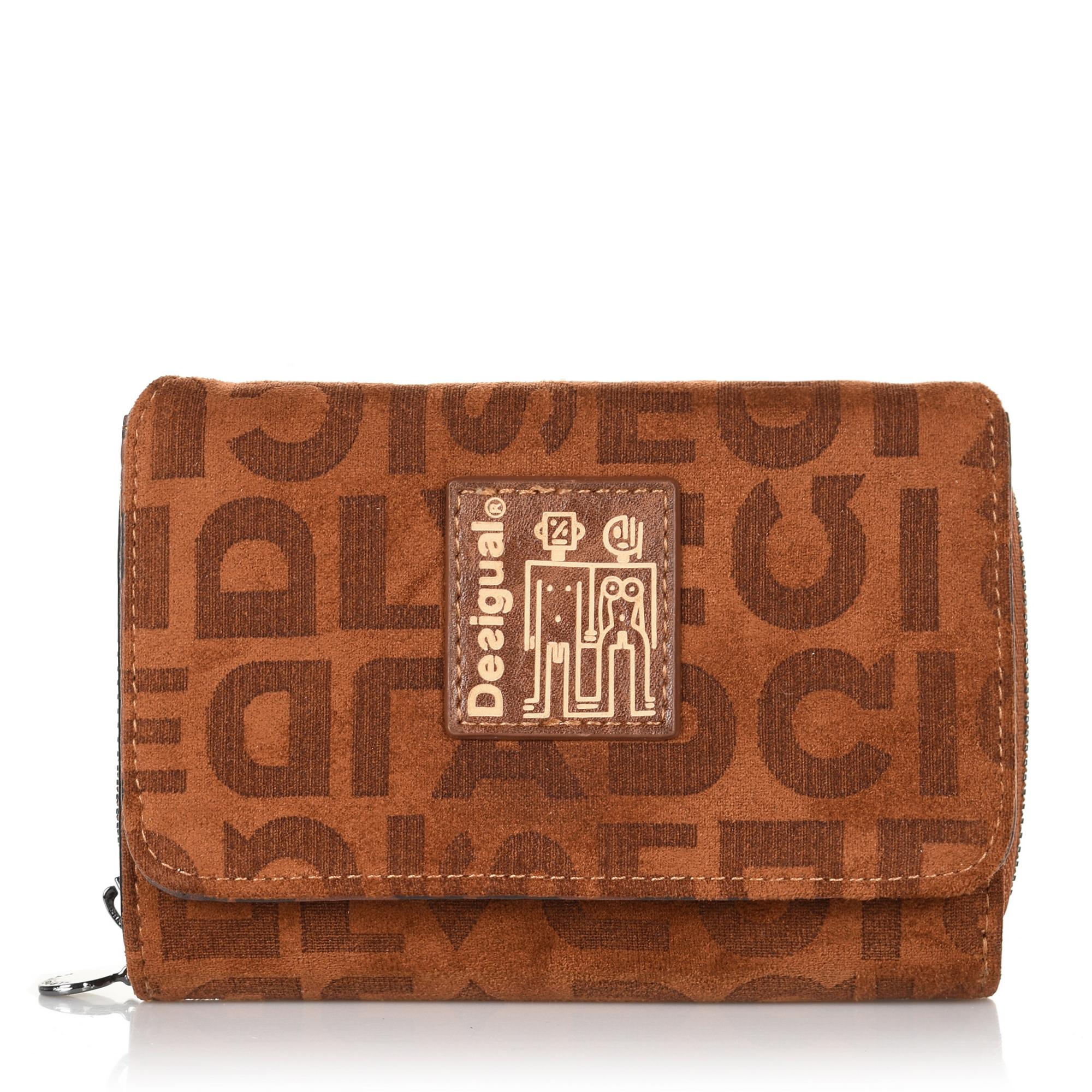 Πορτοφόλι Desigual Mone_Brand Maria Mini 19WAYA15