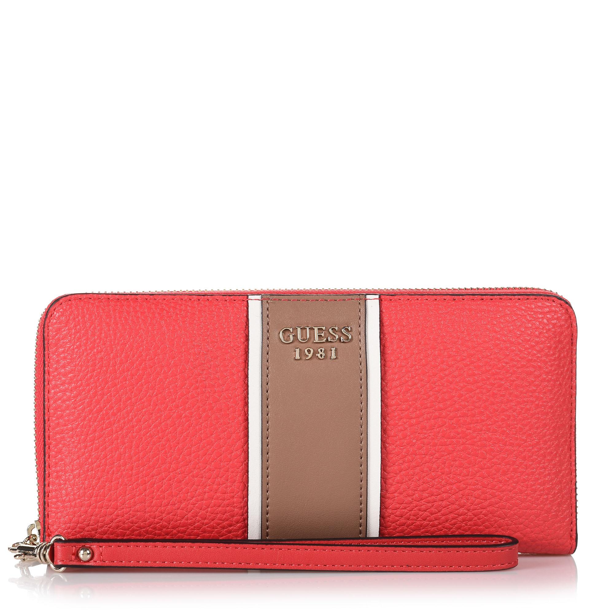 Πορτοφόλι Κασετίνα Guess La Hip SLG SG717146 γυναικα   γυναικείο πορτοφόλι