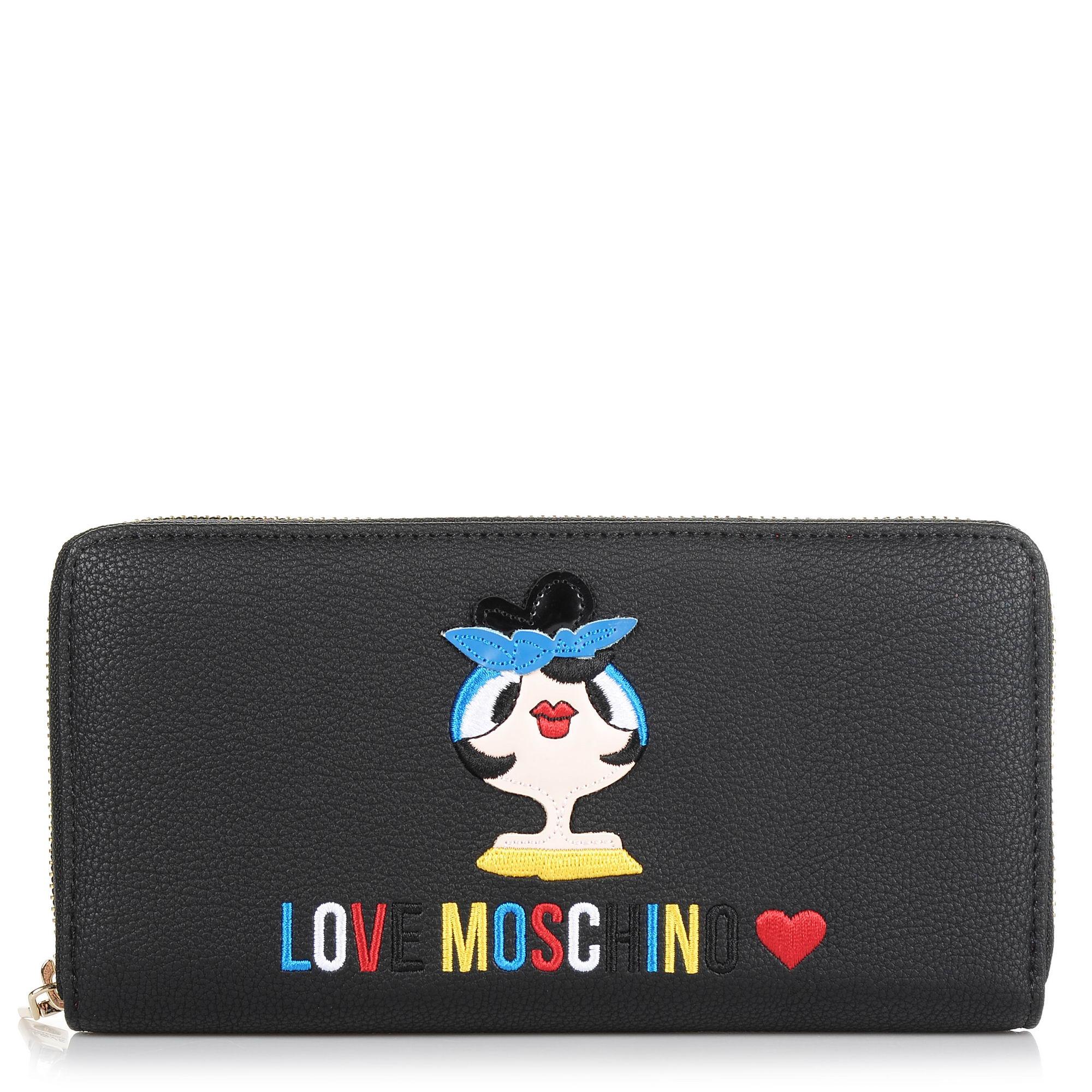 Πορτοφόλι Κασετίνα Love Moschino JC5500PP15LK0000