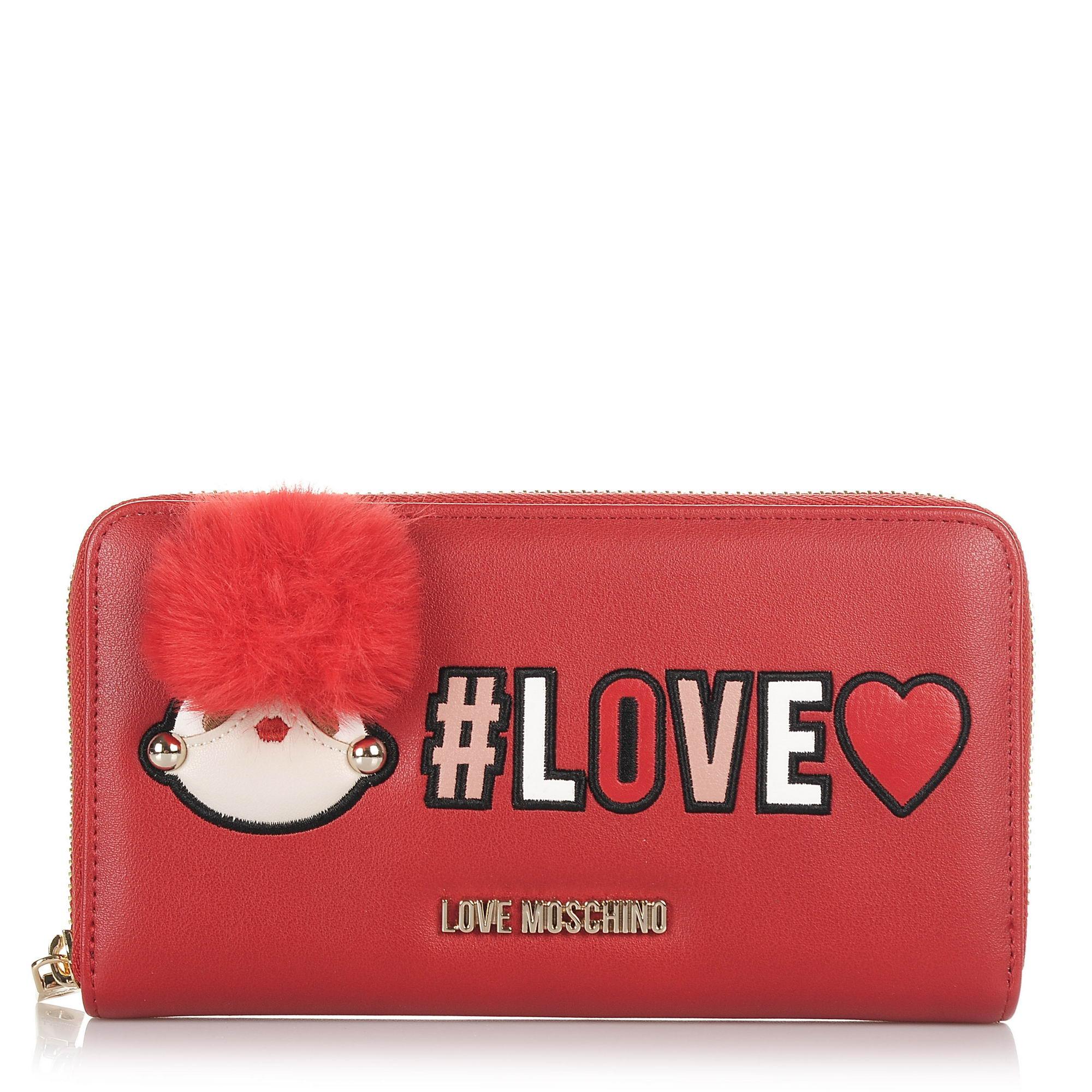 Πορτοφόλι Κασετίνα Love Moschino JC5536PP16LK