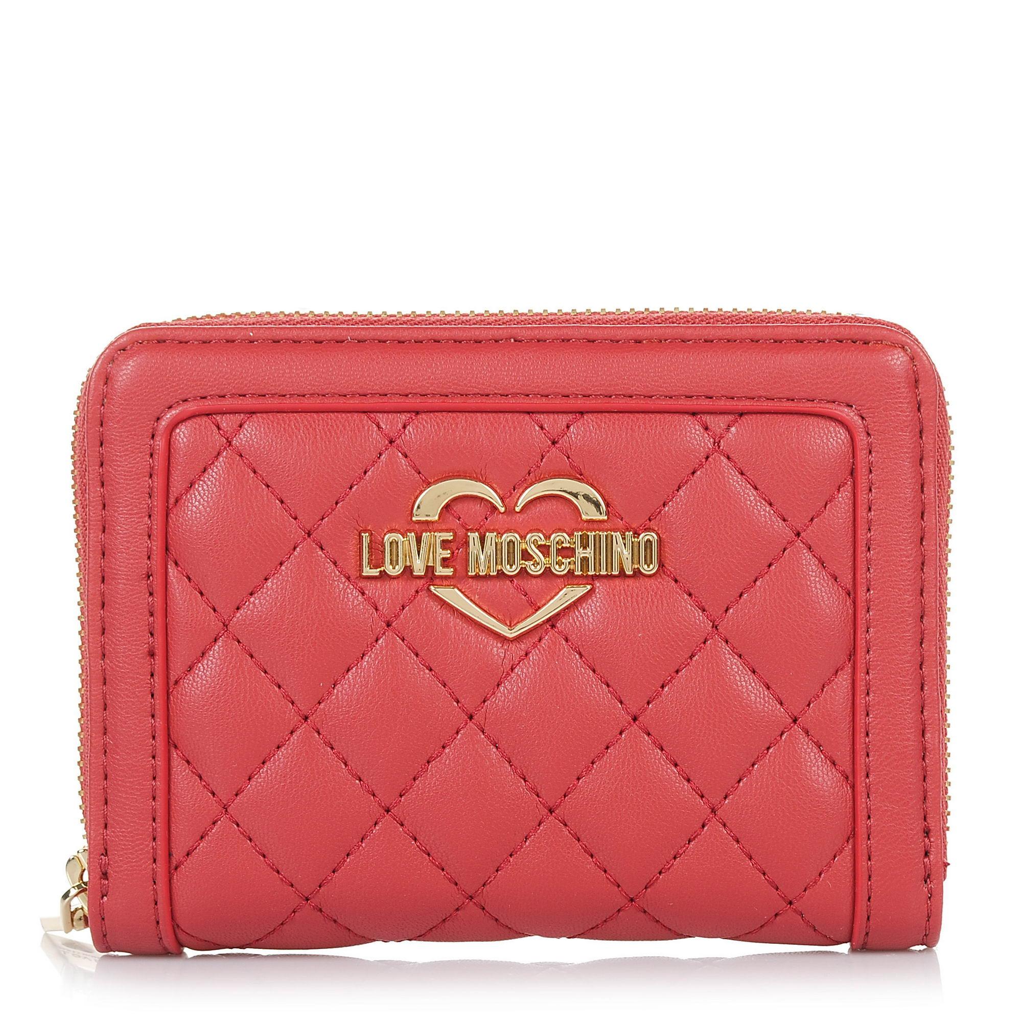 Πορτοφόλι Κασετίνα Love Moschino JC5540PP05KA0600