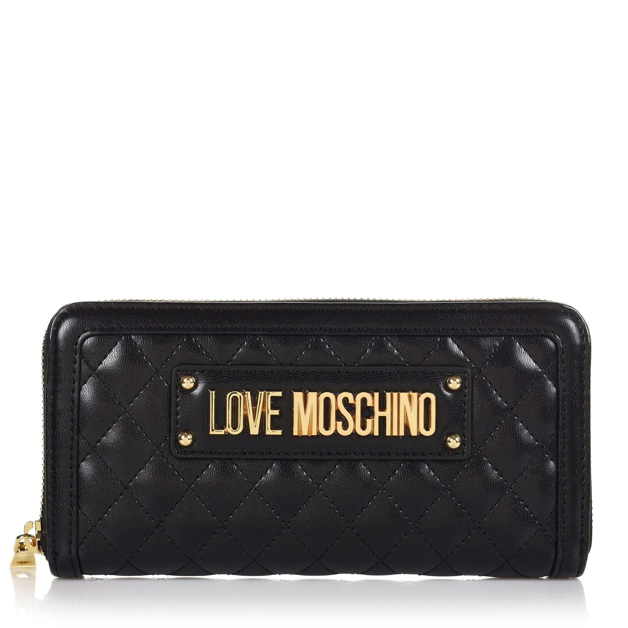 Πορτοφόλι Κασετίνα Love Moschino JC5640PP07KA