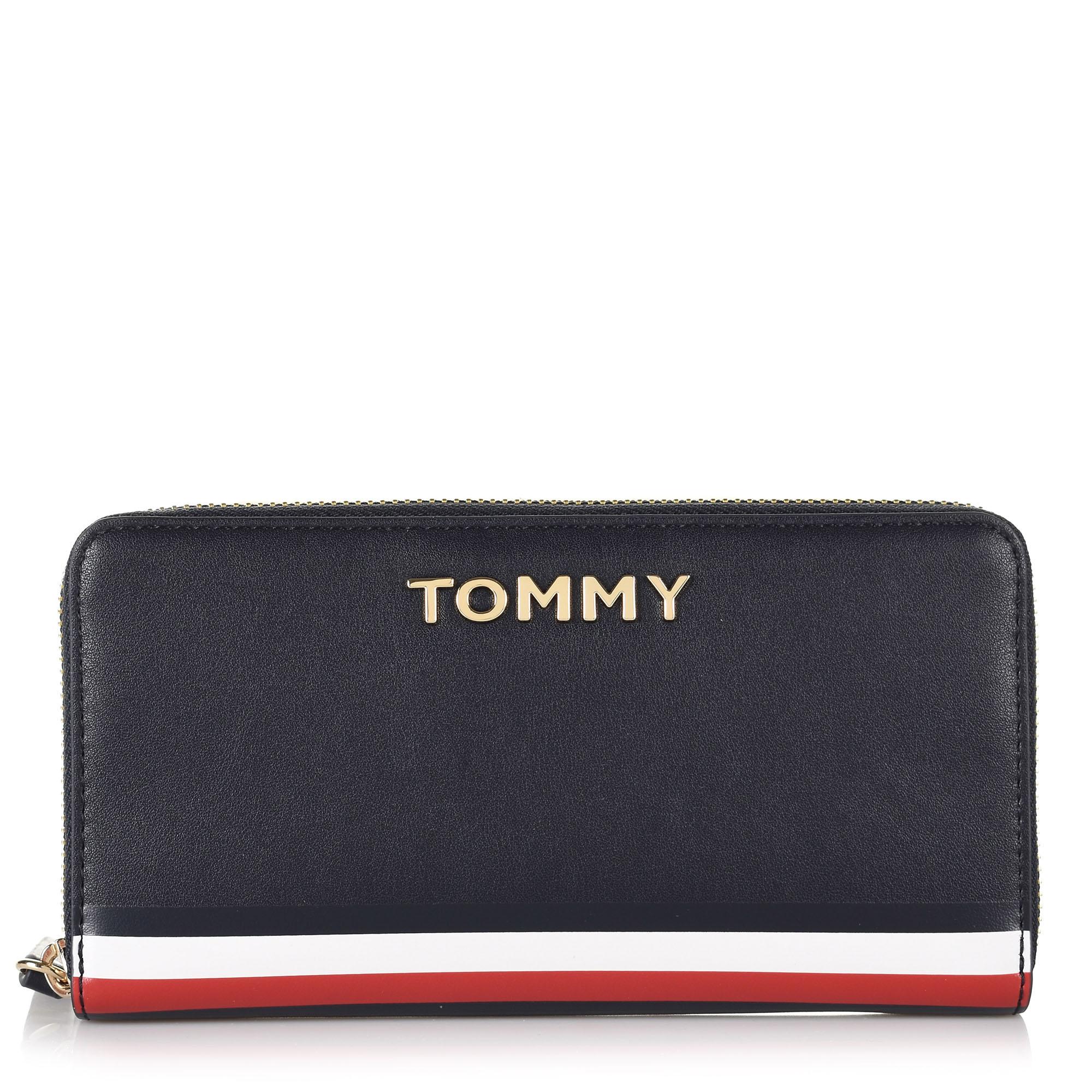 Πορτοφόλι Κασετίνα Tommy Hilfiger Corporate LRG ZA Wallet AW0AW07736