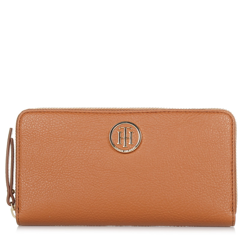Πορτοφόλι Κασετίνα Tommy Hilfiger Effortless Novelty Lrg ZA Wallet W040011