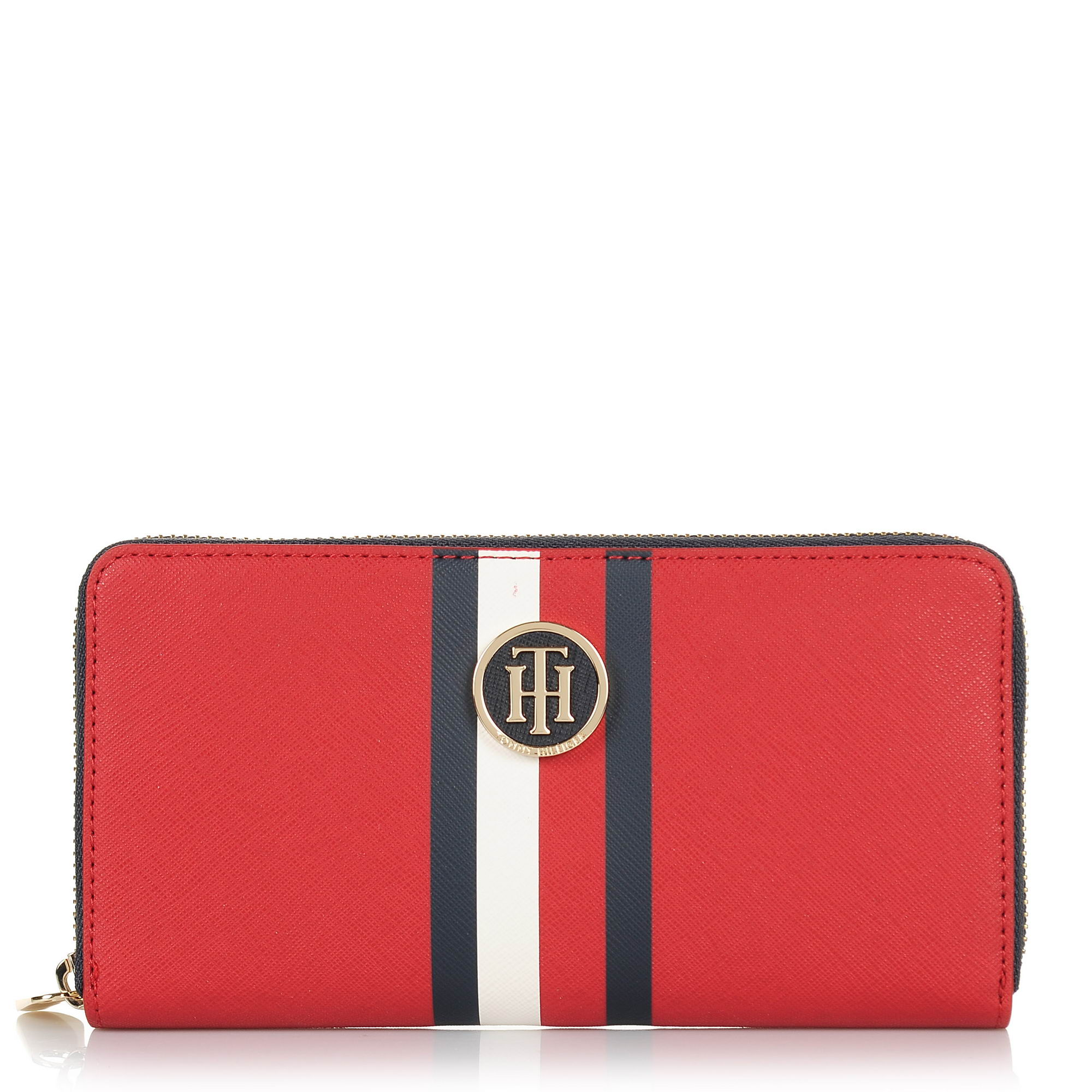 Πορτοφόλι Κασετίνα Tommy Hilfiger Honey Lrg Za Wallet AW0AW05761