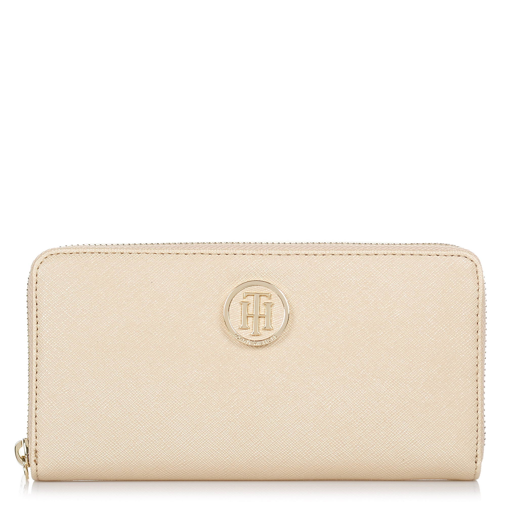 Πορτοφόλι Κασετίνα Tommy Hilfiger Honey Zip Around Wallet AW0AW05185