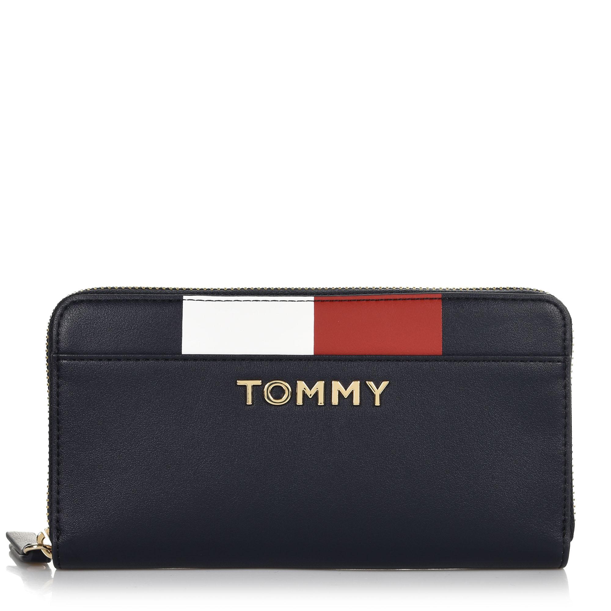 ec4e6b2a4d Brand Bags Πορτοφολι Κασετινά Tommy Hilfiger Th Corporate LRG Za AW0AW06843