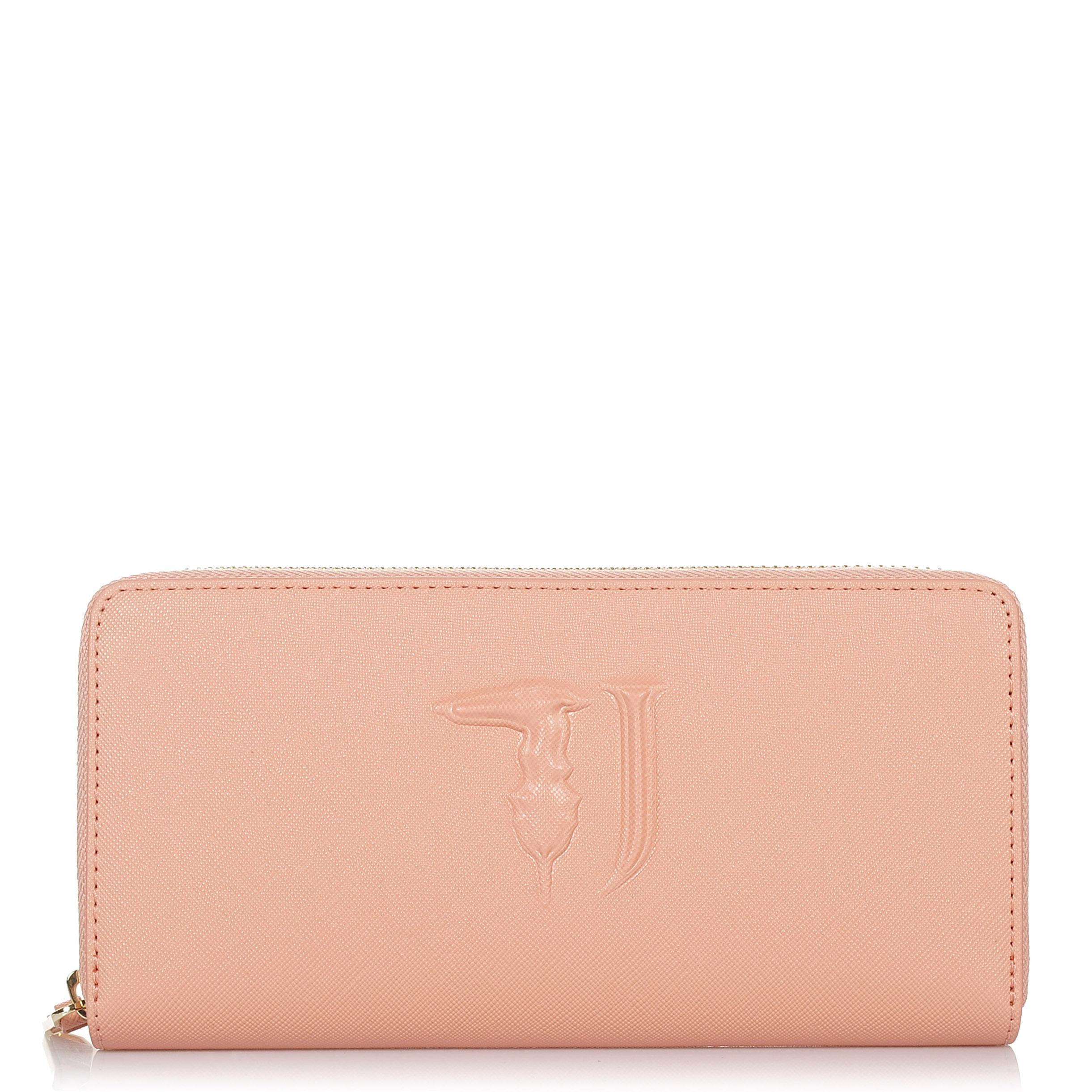 Πορτοφόλι Κασετίνα Trussardi Jeans Ischia Ecosaffiano Wallet Zip Around 75W001