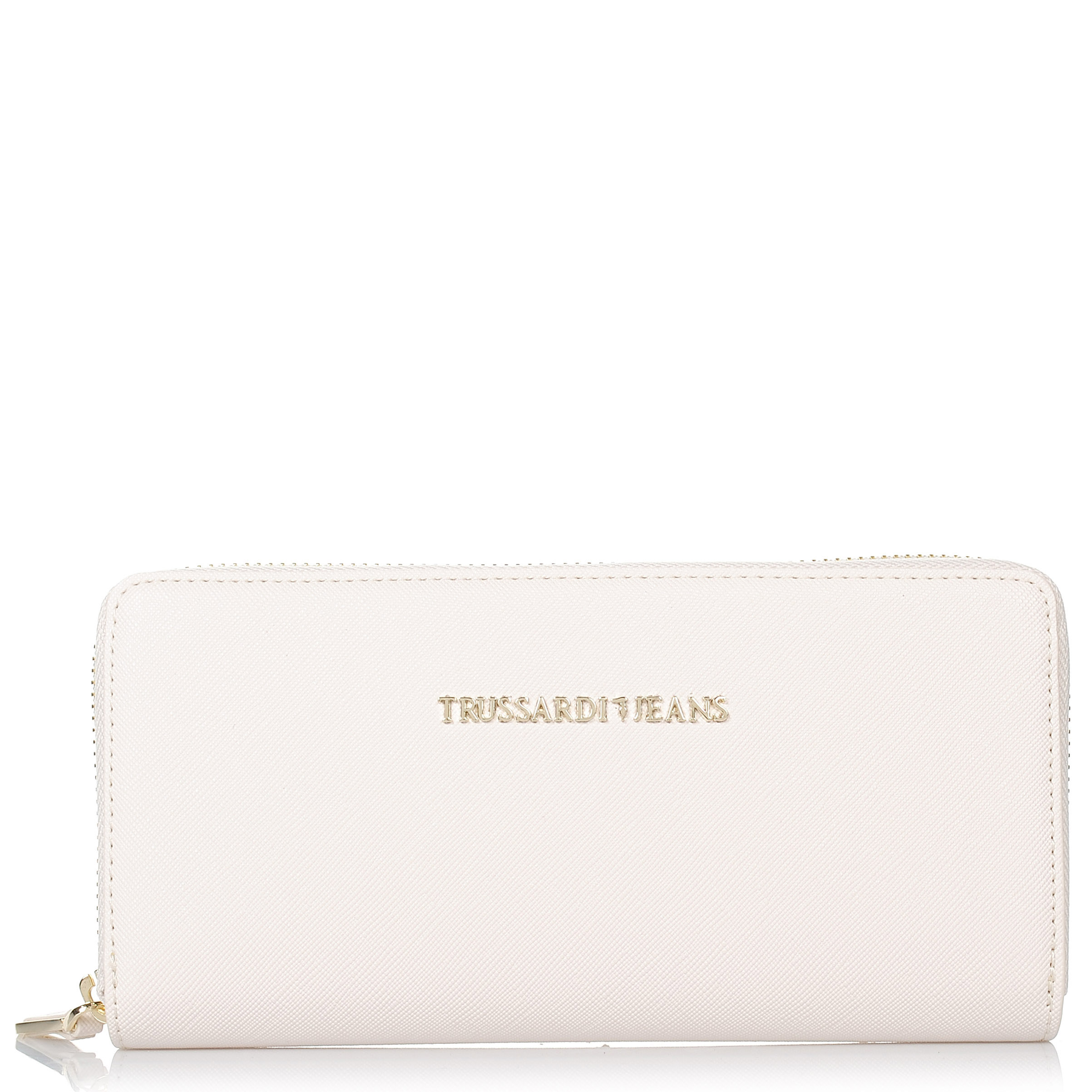 Πορτοφόλι Κασετίνα Trussardi Jeans Levanto Ecosaffiano Wallet Zip Around 75W011