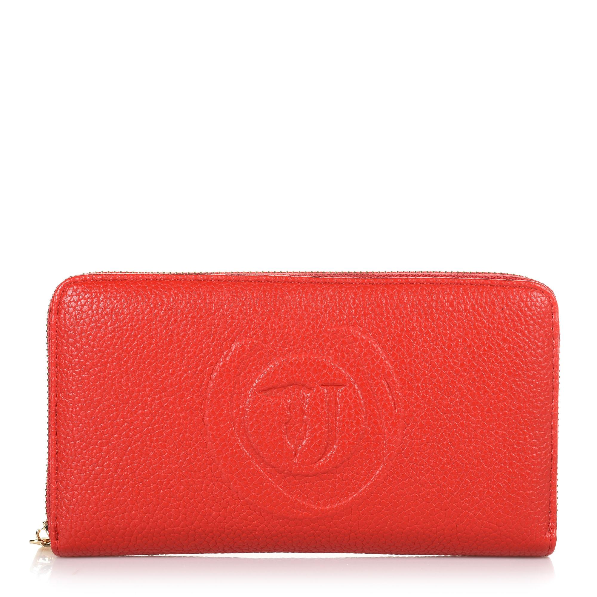 Πορτοφόλι Κασετίνα Τrussardi Jeans Faith ZIP 3Pocket LG 75W00201