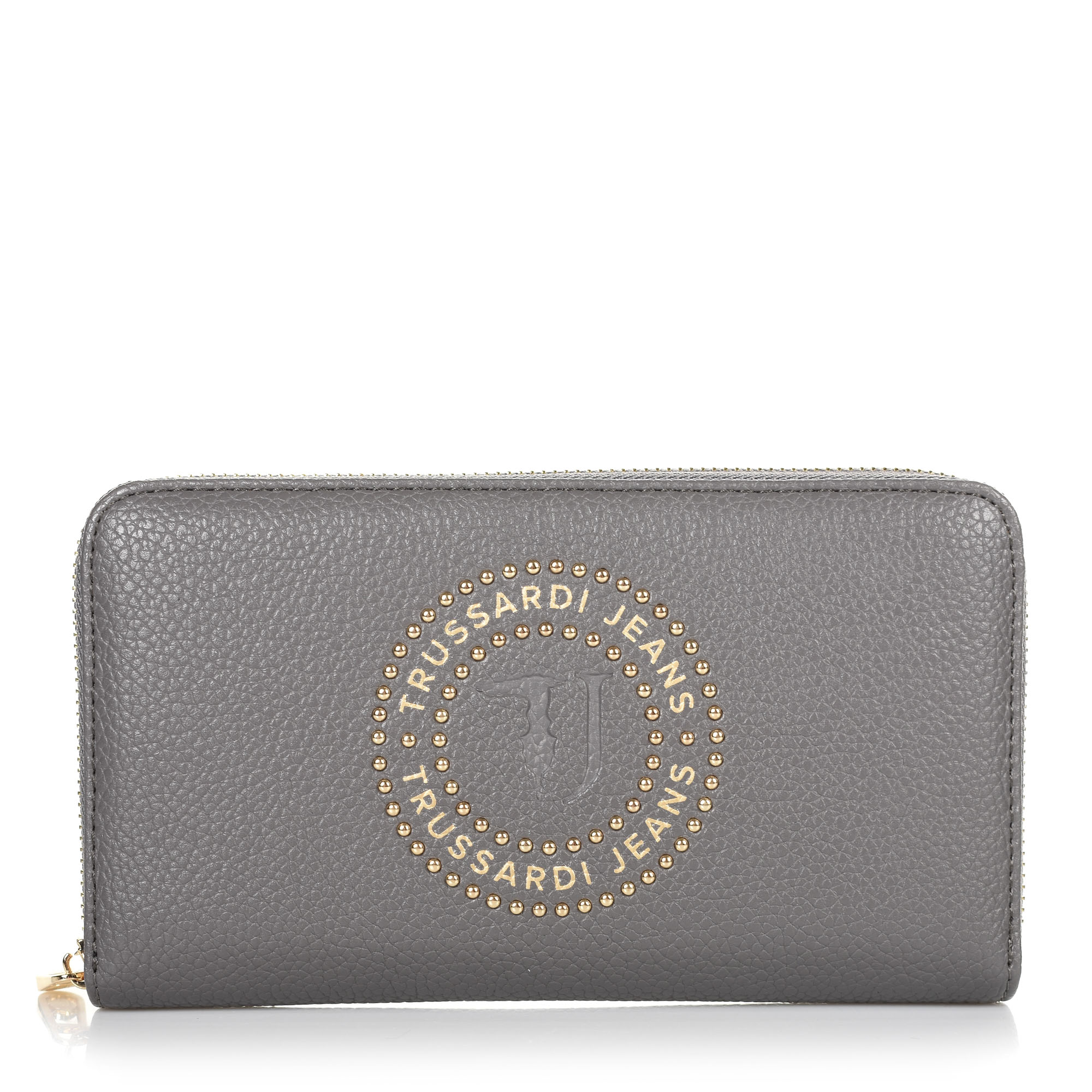 Πορτοφόλι Κασετίνα Trussardi Jeans Happer Zip 3 Pocket LG 75W00209
