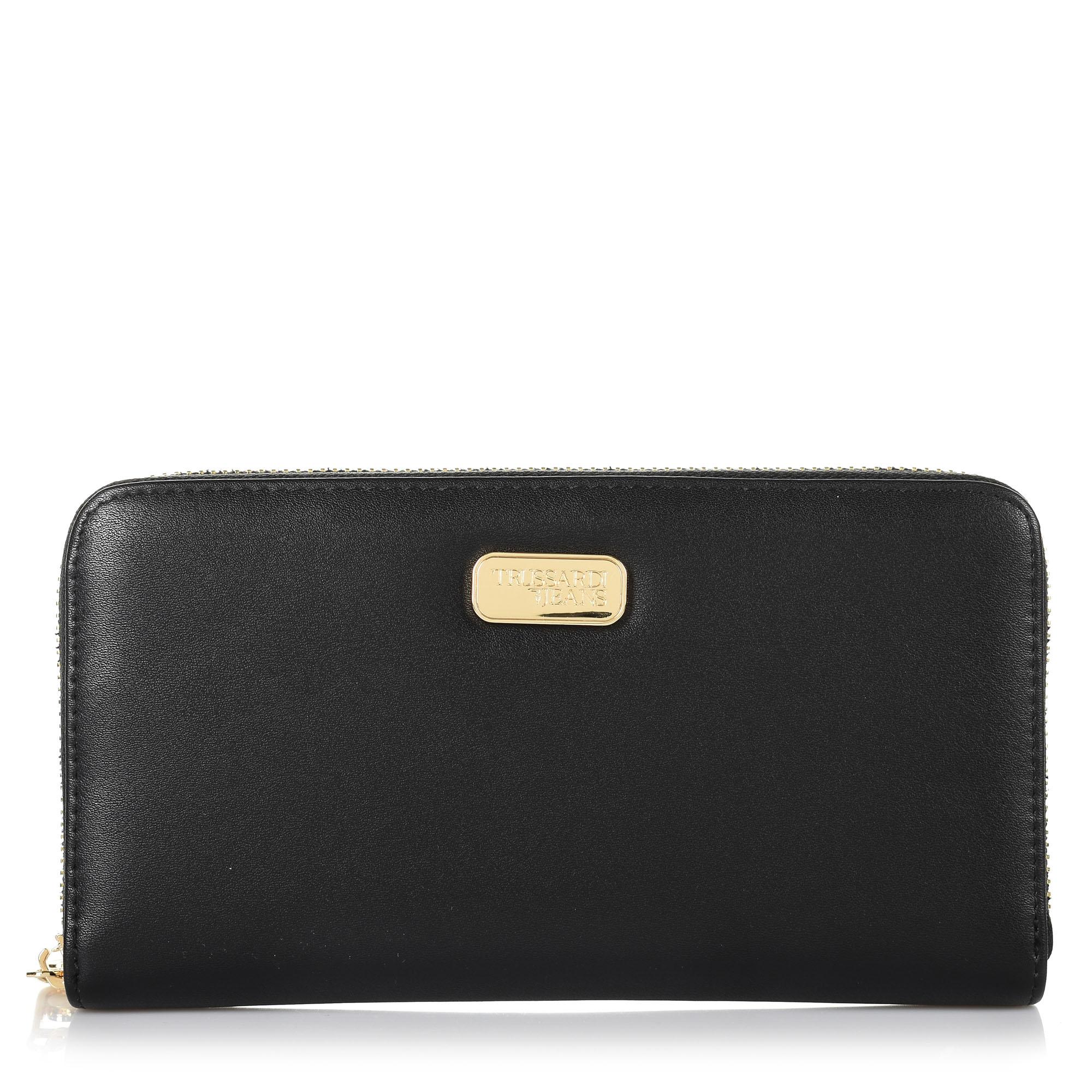 Πορτοφόλι Κασετίνα Trussardi Jeans MYA Zip Around 75W00240