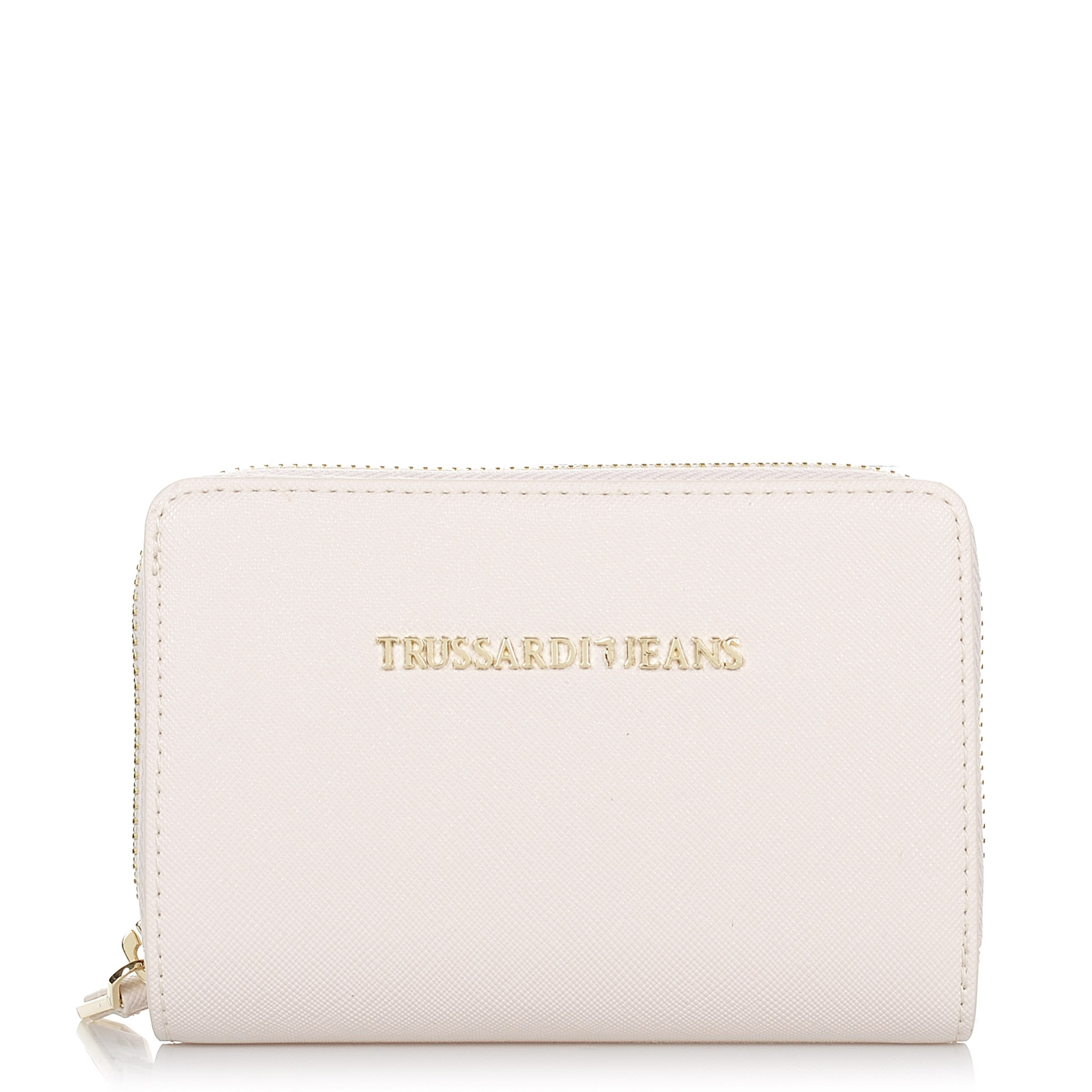 Πορτοφόλι Trussardi Jeans Levanto Ecosaffiano Wallet Medium Zip Around 75W00012