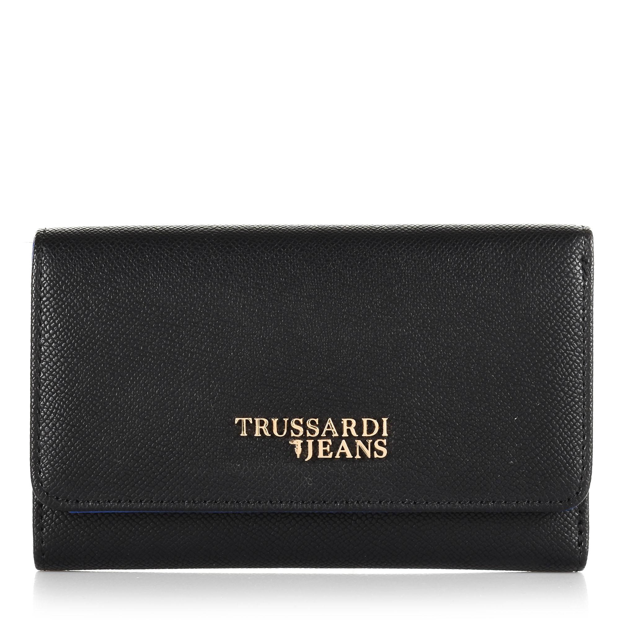 Πορτοφόλι Trussardi Jeans T Easy Light BI Fold LG 75W00148