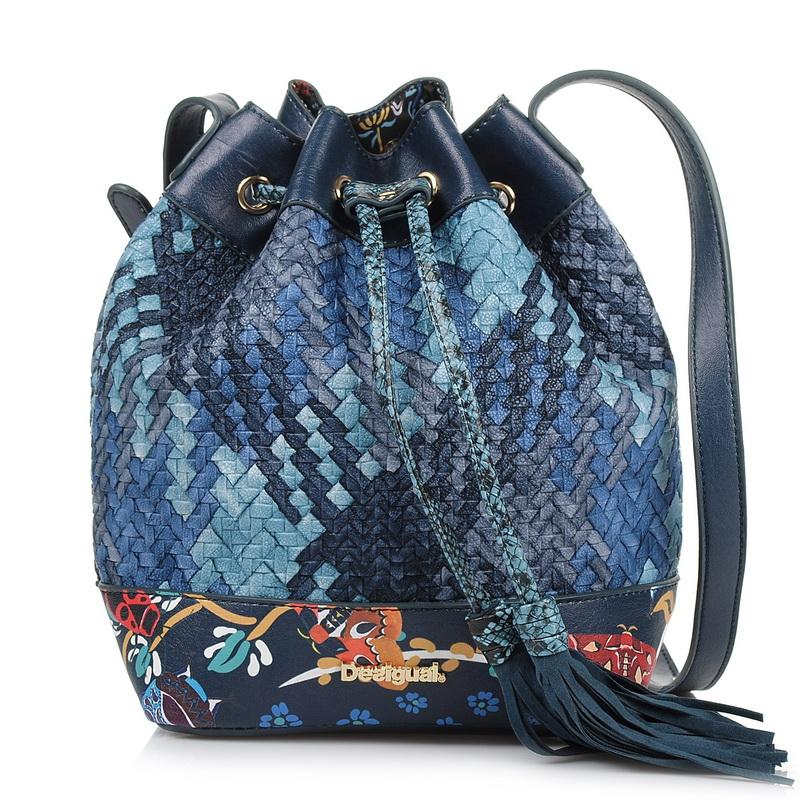 Πουγκί Desigual 17WAXPB1 γυναικα   γυναικεία τσάντα