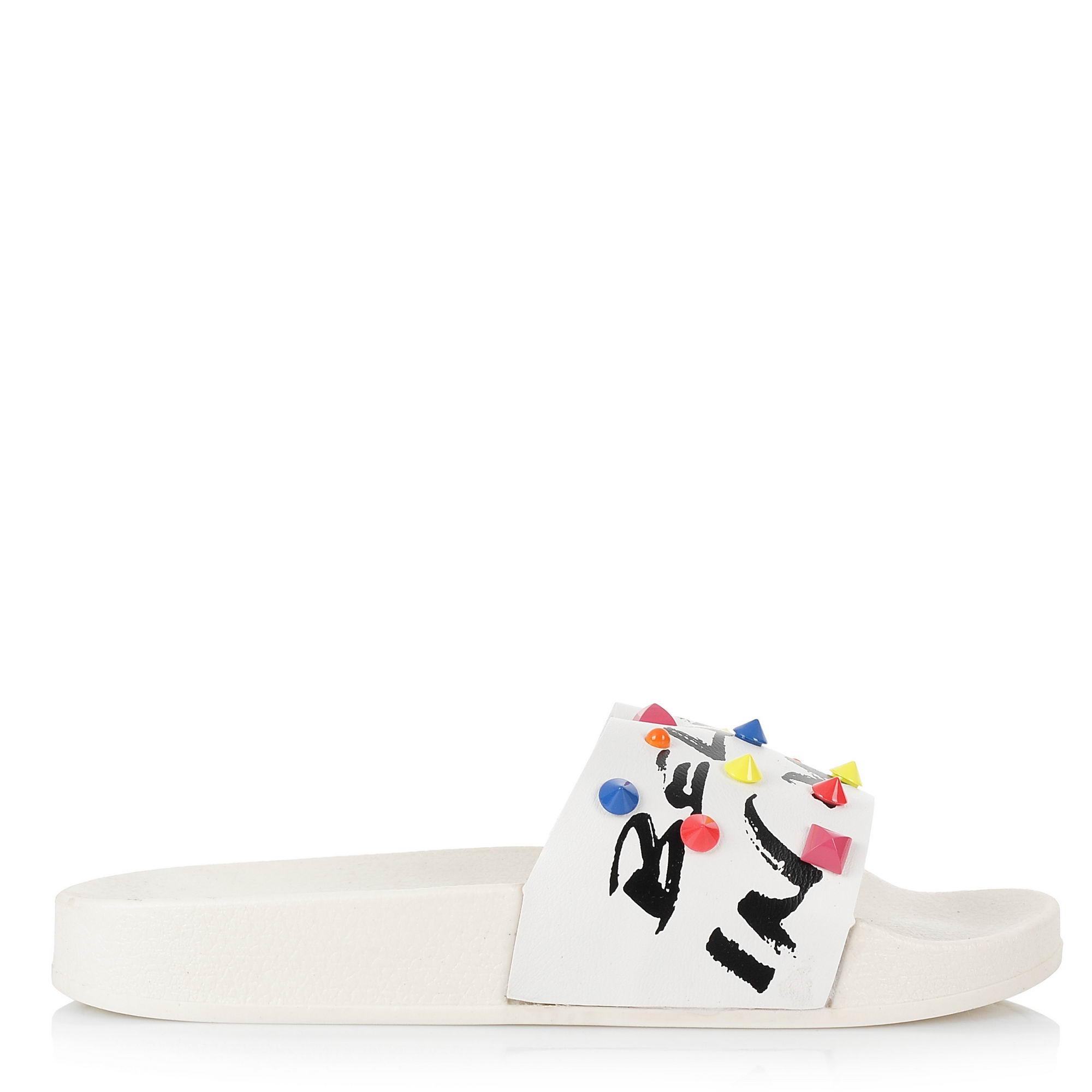 Σαγιονάρες Desigual Shoes Slide Candy 18SSP54 γυναικα   γυναικείο παπούτσι