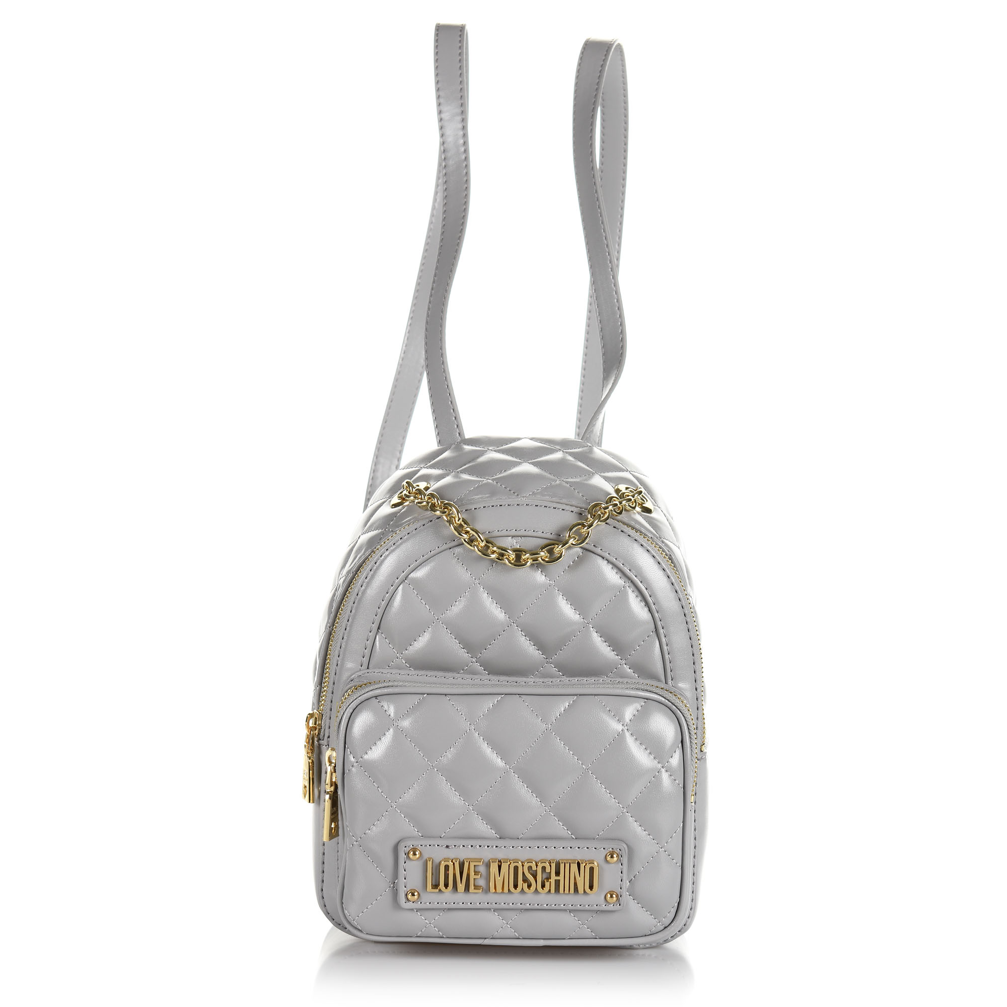 2fcade6e1d Σακίδιο Πλάτης Love Moschino Borsa Quilted Nappa JC4006PP17LA