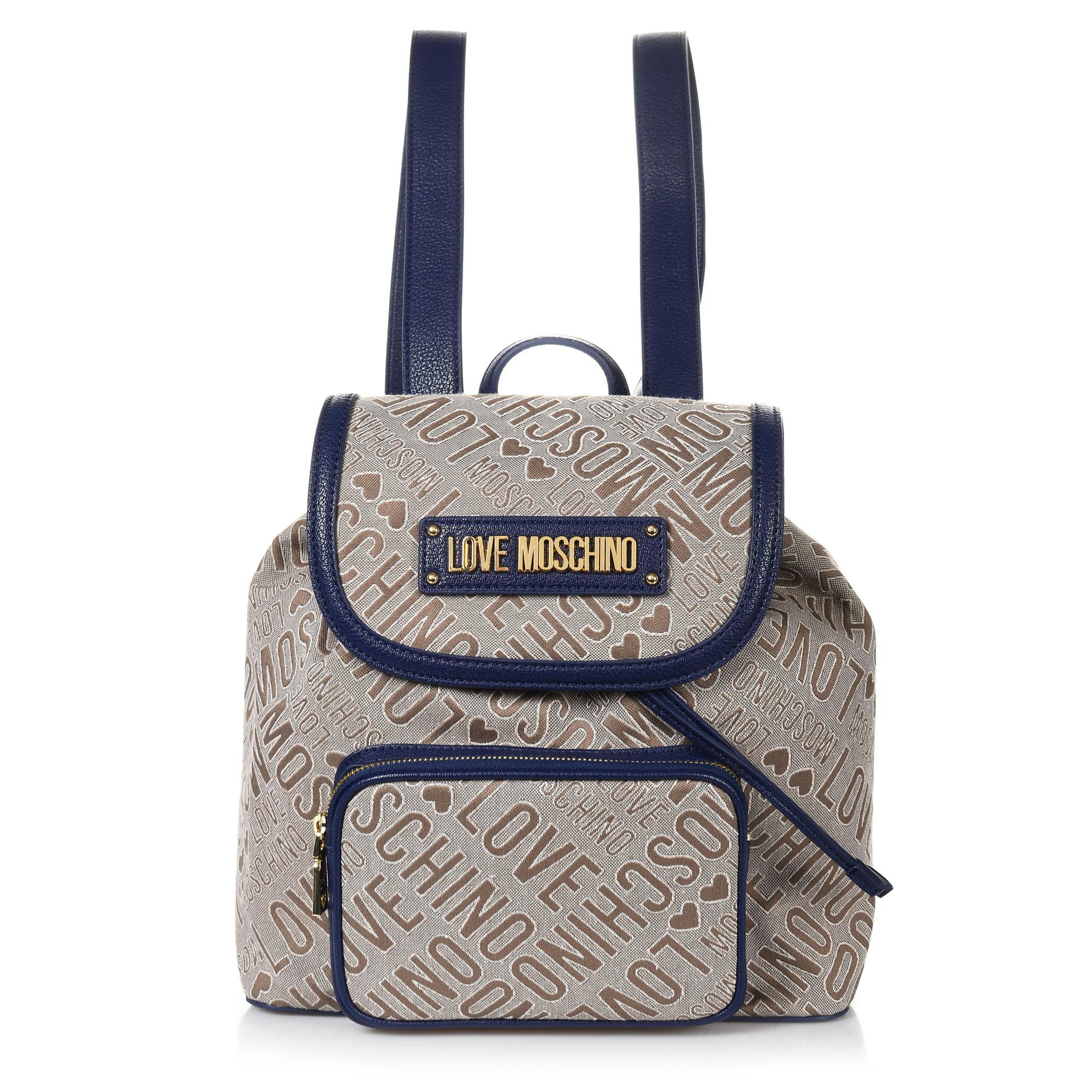 Brand Bags Σακίδιο Πλάτης Love Moschino Borsa Tess JC4020PP17LC 93d45834f45