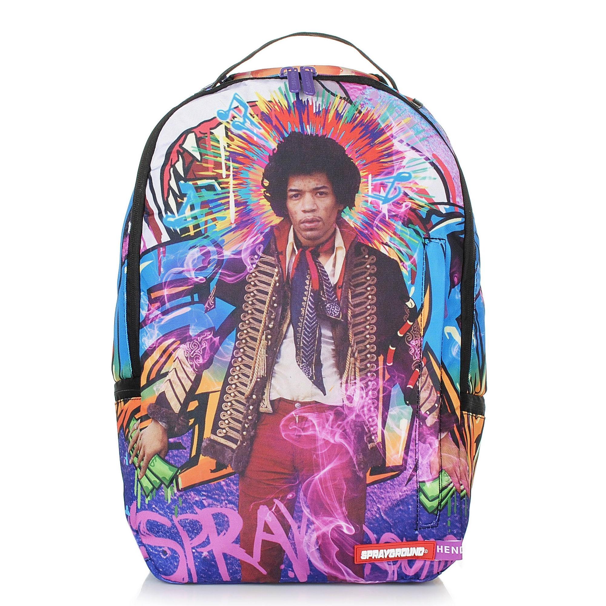 Σακίδιο Πλάτης Sprayground Jimi Hendrix Dream Backpack 910B1306NSZ ανδρας   σακίδιο πλάτης