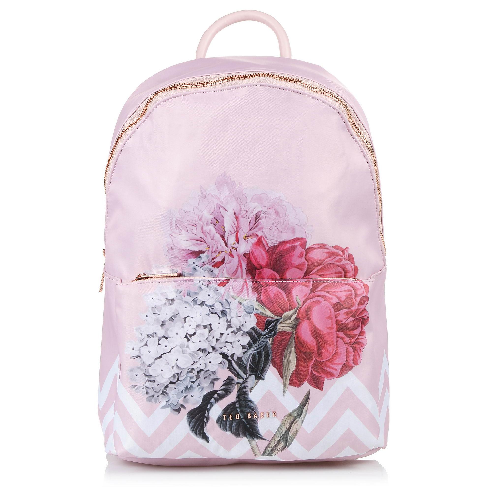 Σακίδιο Πλάτης Ted Baker Palace Gardens Nylon Backpack 143132 γυναικα   γυναικεία τσάντα