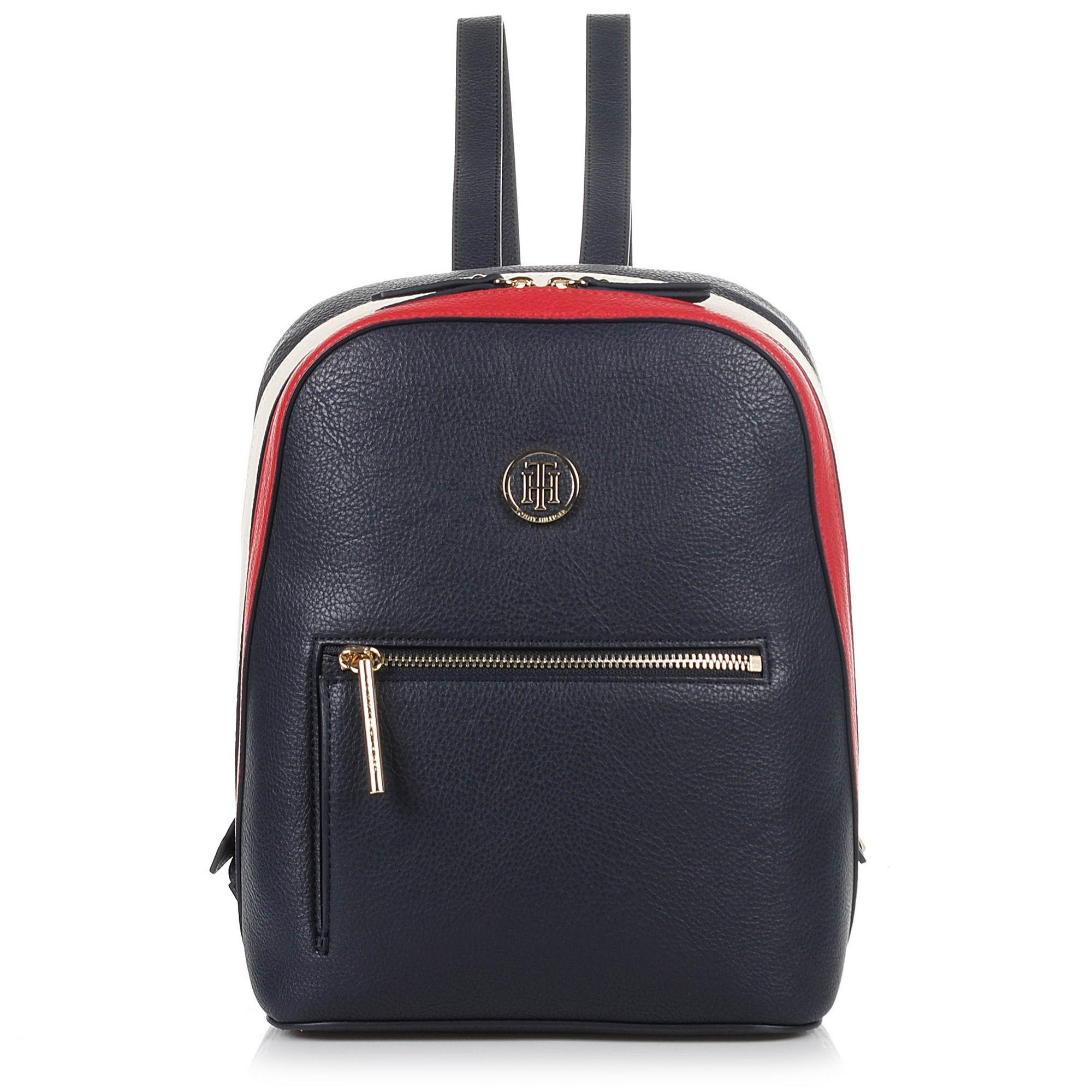 Σακίδιο Πλάτης Tommy Hilfiger Core Mini Backpack AW0AW04856 γυναικα   γυναικεία τσάντα