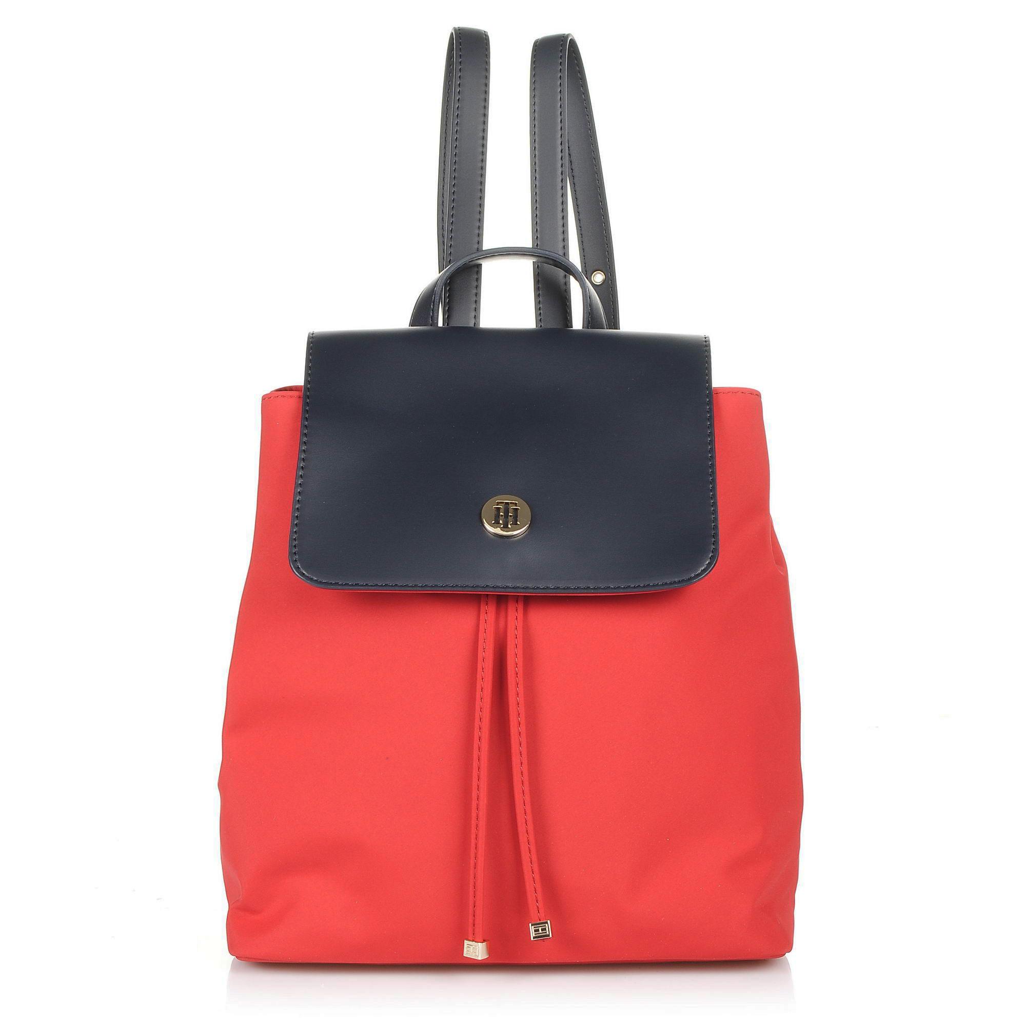 Σακίδιο Πλάτης Τοmmy Hilfiger Dressy Nylon Backpack AW0AW05668