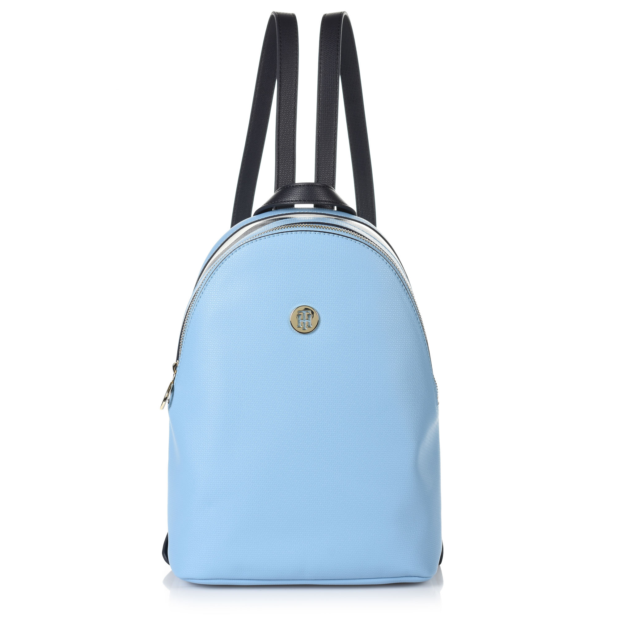 Σακίδιο Πλάτης Tommy Hilfiger Effortless Saffiano Backpack AW0AW06129 γυναικα   γυναικεία τσάντα