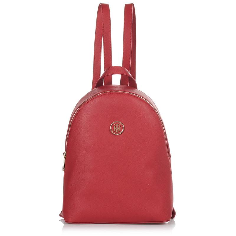 Σακίδιο Πλάτης Tommy Hilfiger Honey Mini Backpack AW04638 γυναικα   γυναικεία τσάντα
