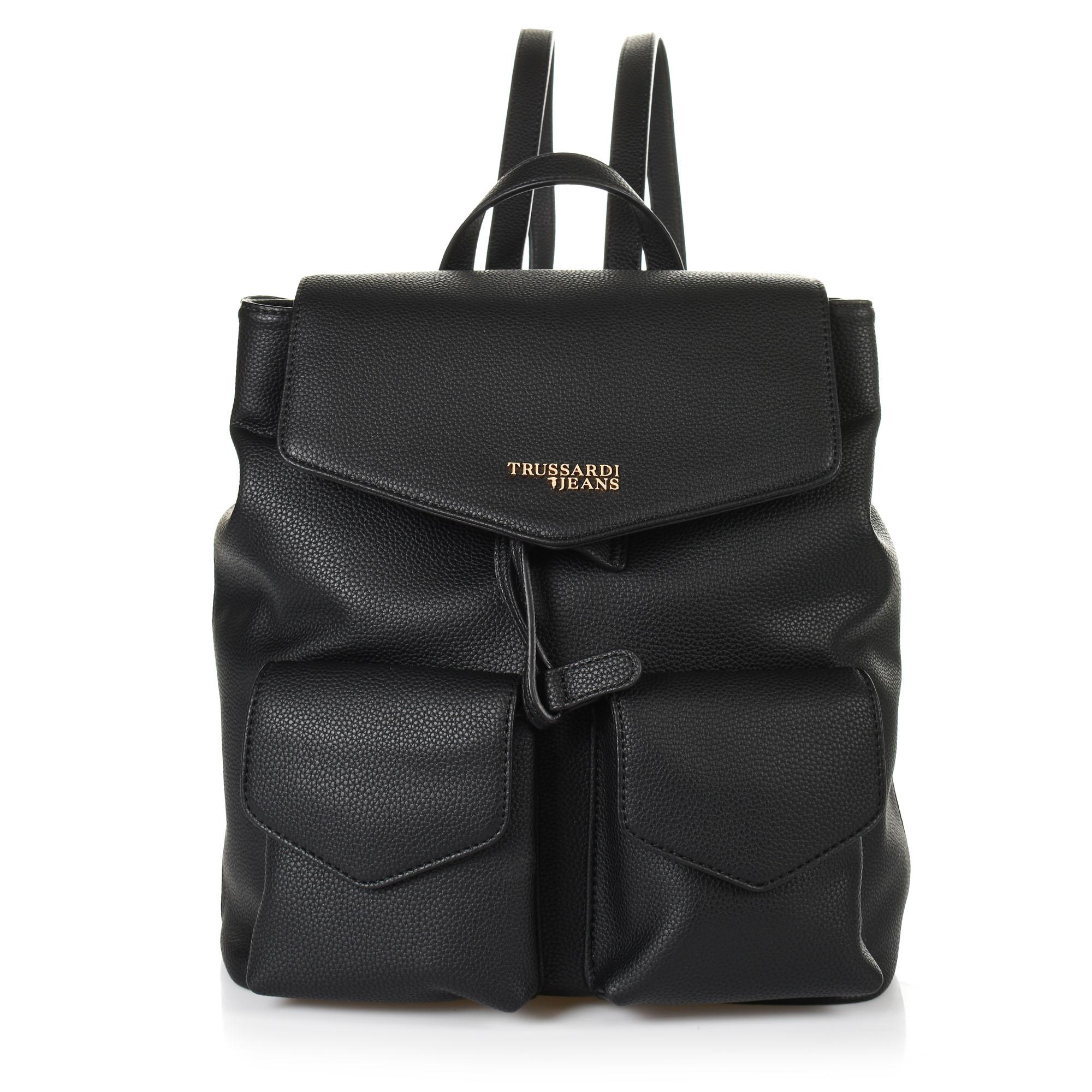 Σακίδιο Πλάτης Trussardi Jeans Charlote Backpack MD Tumbled 75B00830