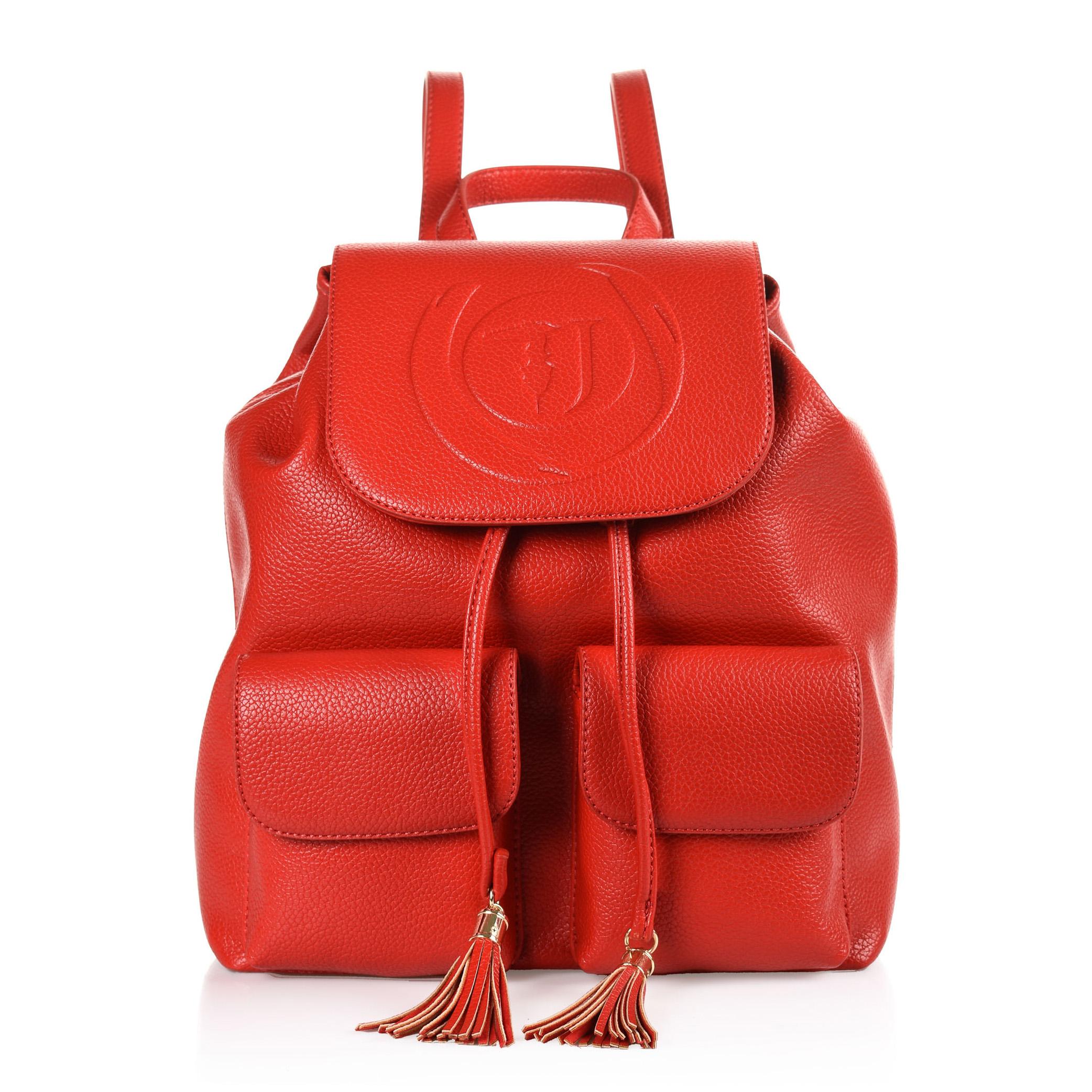Σακίδιο Πλάτης Trussardi Jeans Faith Backpack Tumbled 75B00848