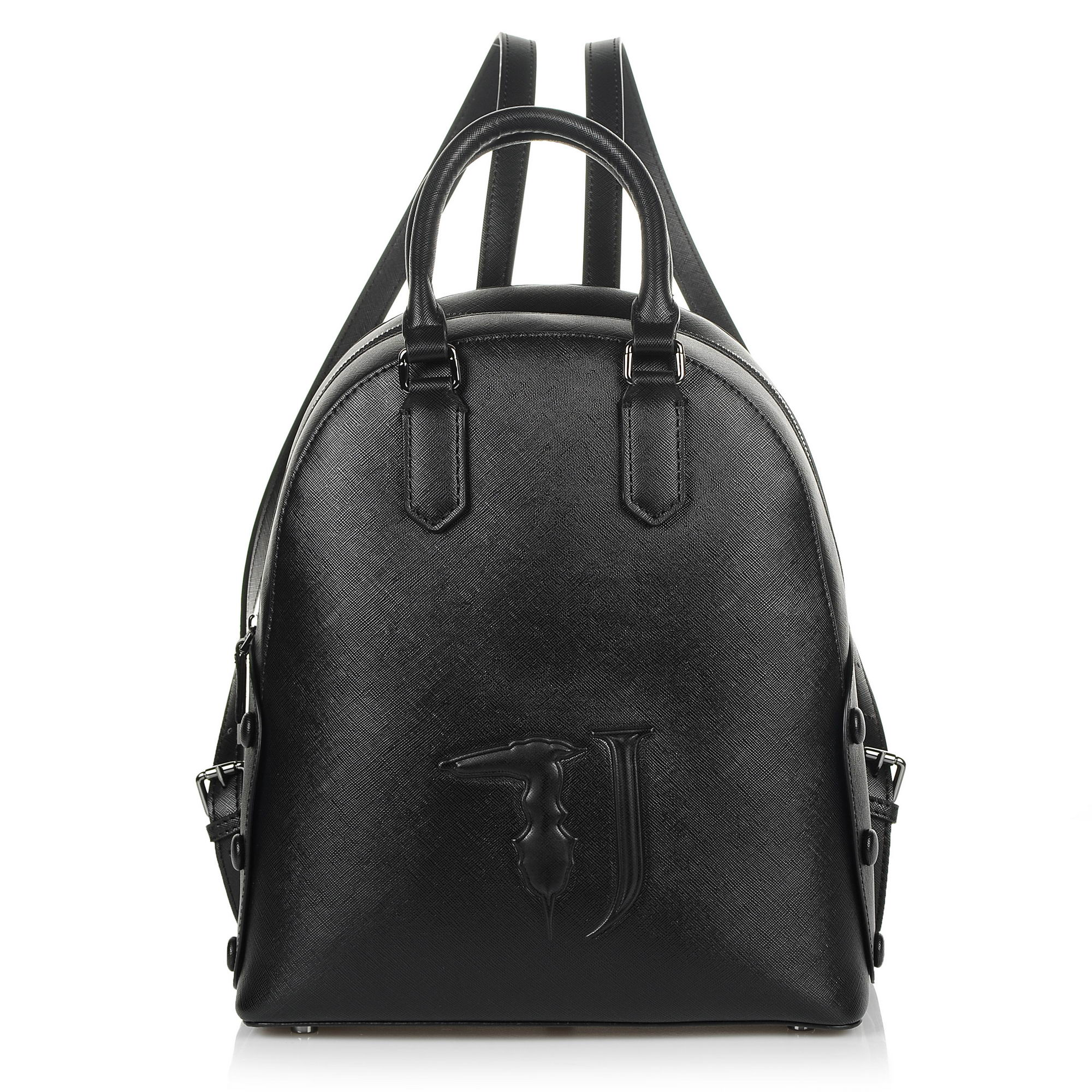 Σακίδιο Πλάτης Trussardi Jeans Melissa Backpack Ecoleather Covered Studs 75B00546